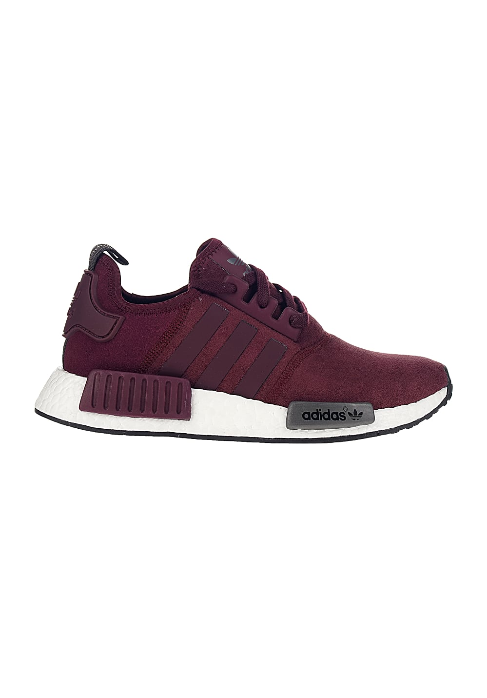 adidas nmd r1 sneaker f r damen rot planet sports. Black Bedroom Furniture Sets. Home Design Ideas
