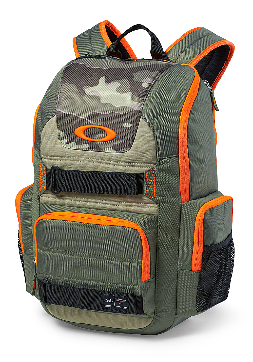 oakley enduro 25 rucksack f r herren gr n planet sports. Black Bedroom Furniture Sets. Home Design Ideas