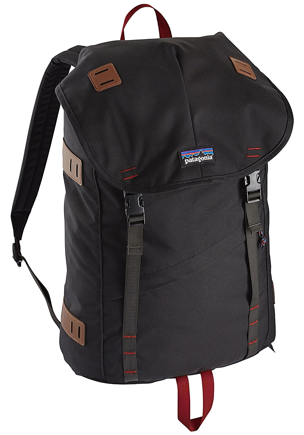 patagonia arbor 26l rucksack schwarz planet sports. Black Bedroom Furniture Sets. Home Design Ideas