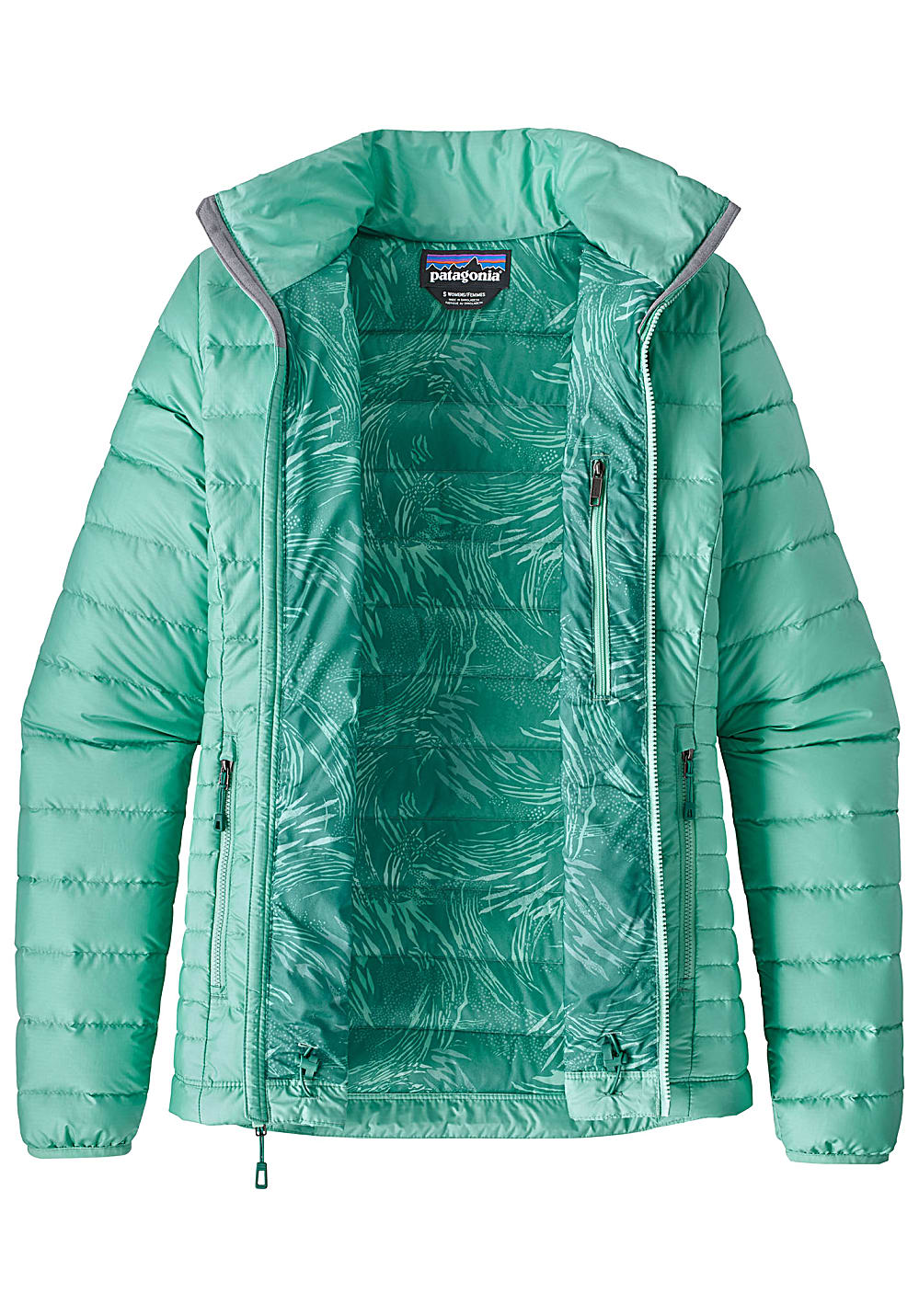 sneakers for cheap a01ea 9e38a Patagonia Down - Funktionsjacke für Damen - Grün