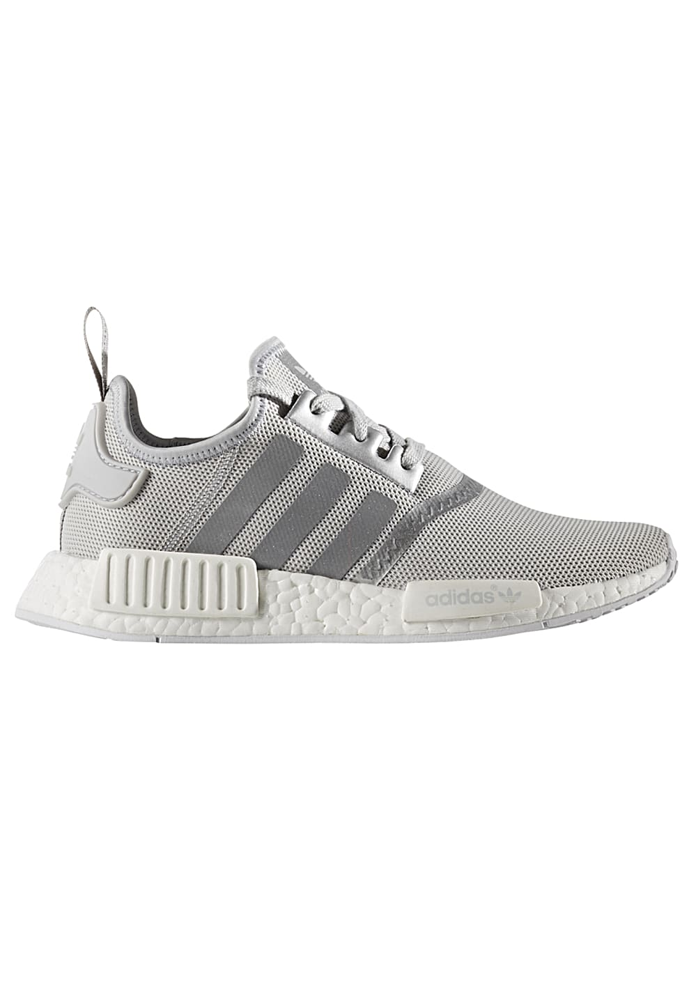 adidas nmd r1 sneaker f r damen grau planet sports. Black Bedroom Furniture Sets. Home Design Ideas