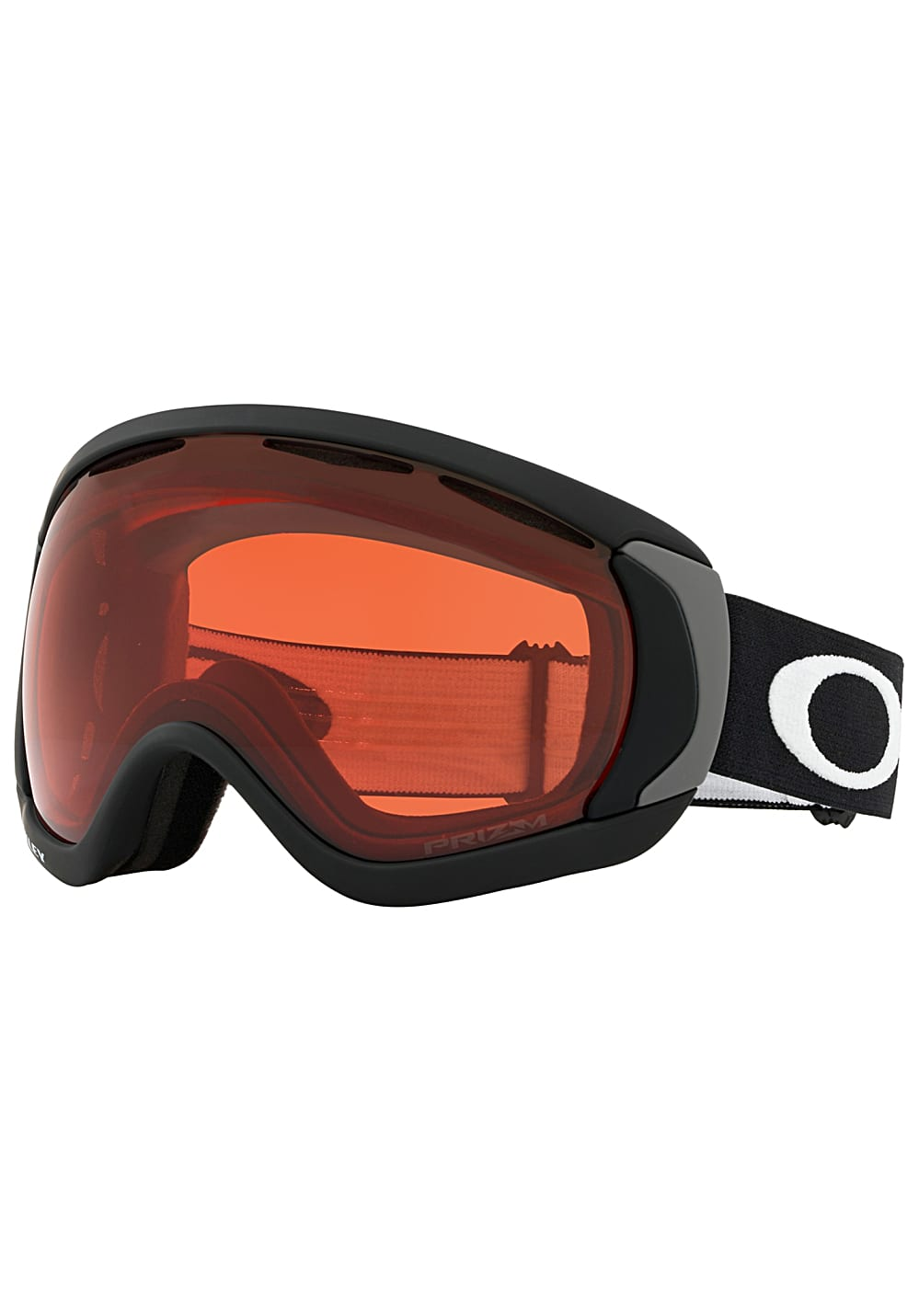 oakley canopy snowboardbrille schwarz planet sports. Black Bedroom Furniture Sets. Home Design Ideas