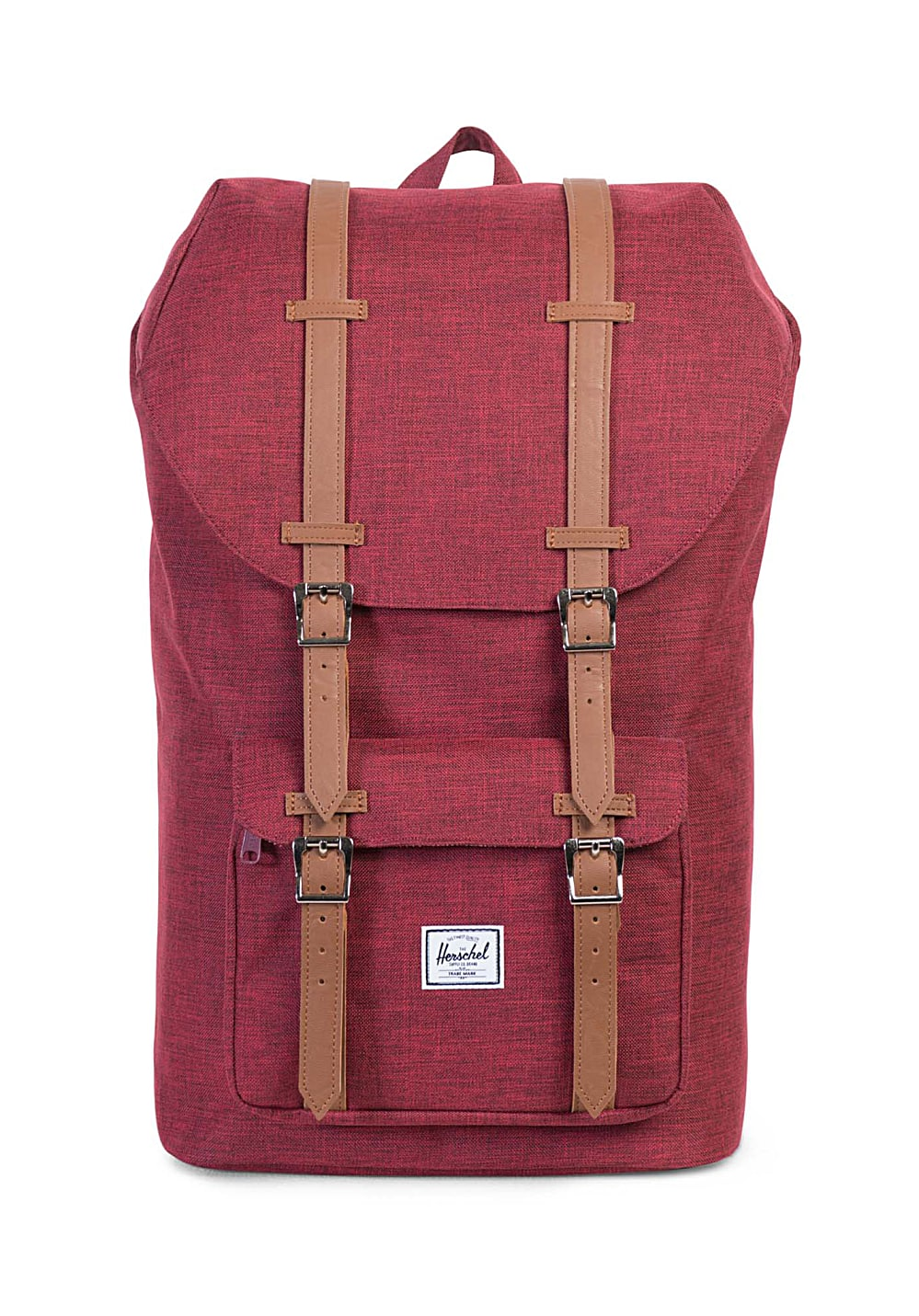 herschel supply co little america 25l rucksack rot planet sports. Black Bedroom Furniture Sets. Home Design Ideas