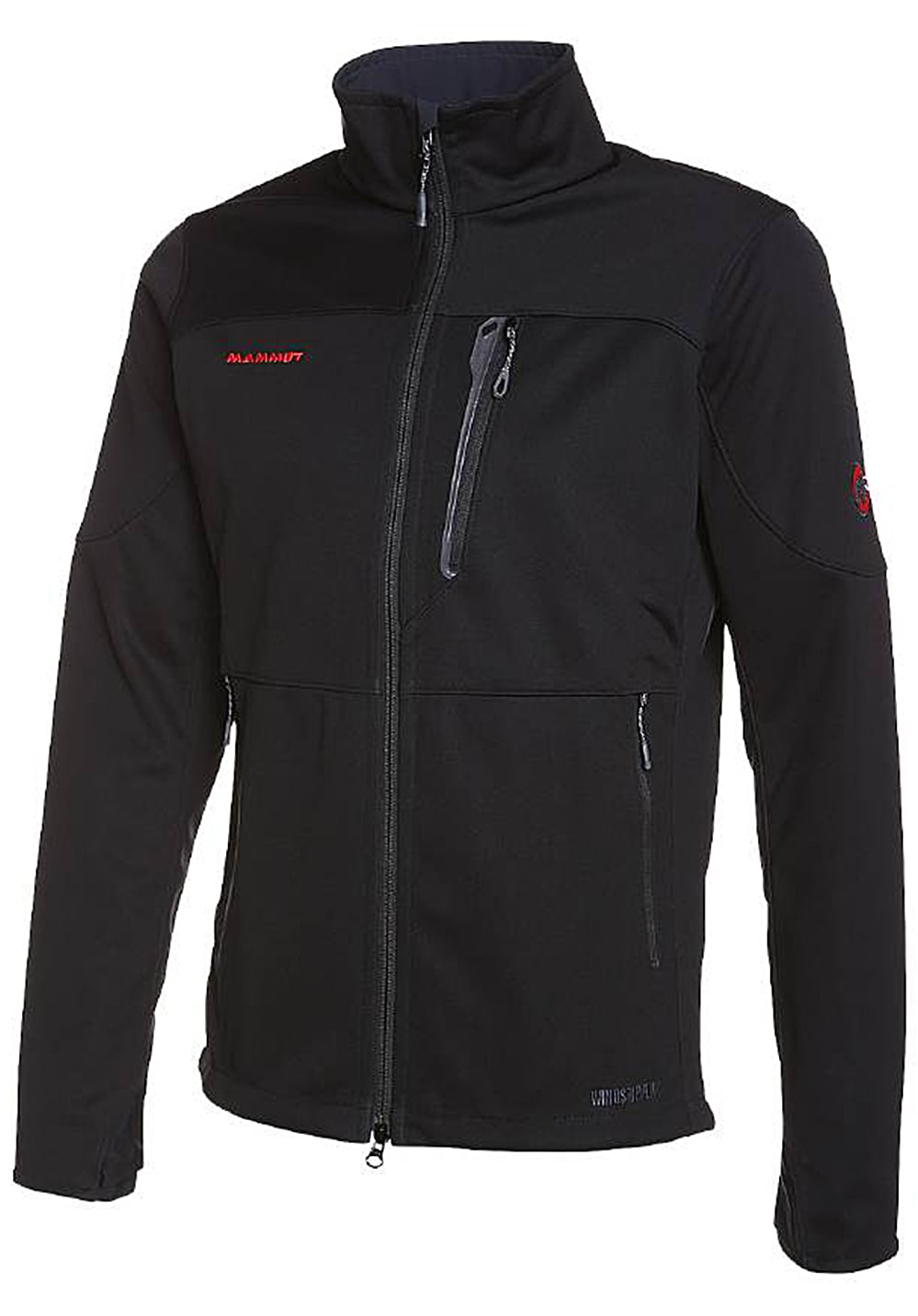 mammut ultimate jacke f r herren schwarz planet sports. Black Bedroom Furniture Sets. Home Design Ideas