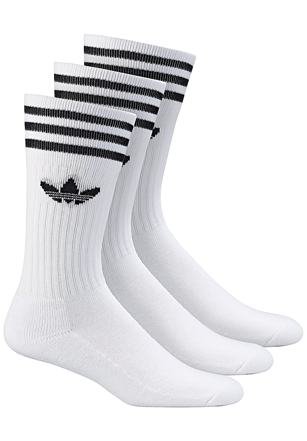 coupon code get cheap great deals adidas Originals Solid Crew - Socken - Weiß
