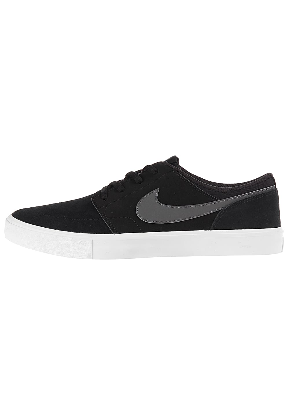 new images of pretty cheap many fashionable NIKE SB Portmore II Solar - Sneaker für Herren - Schwarz