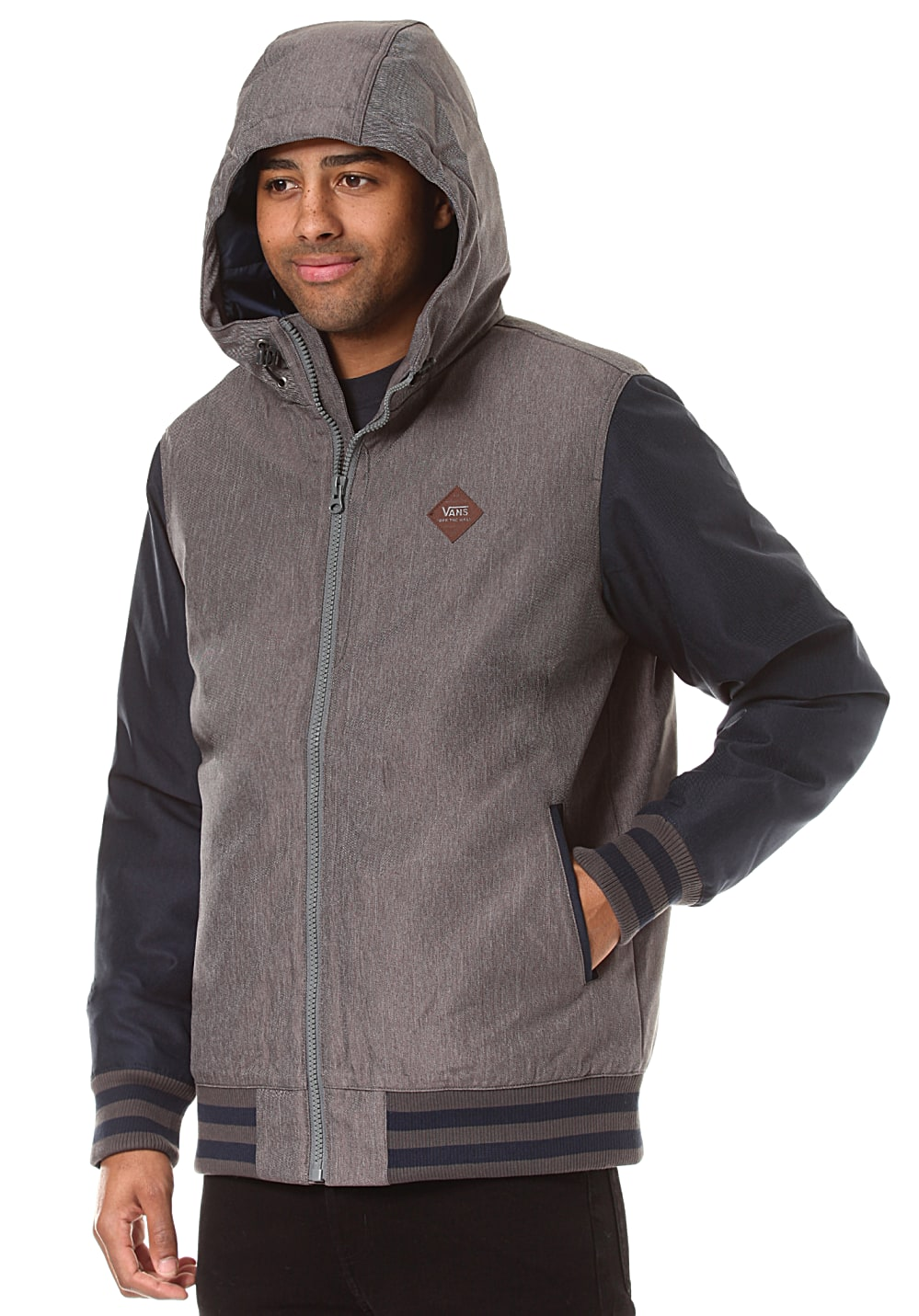 ea3b92fed6 VANS Rutherford Mte - Jacke für Herren - Grau - Planet Sports