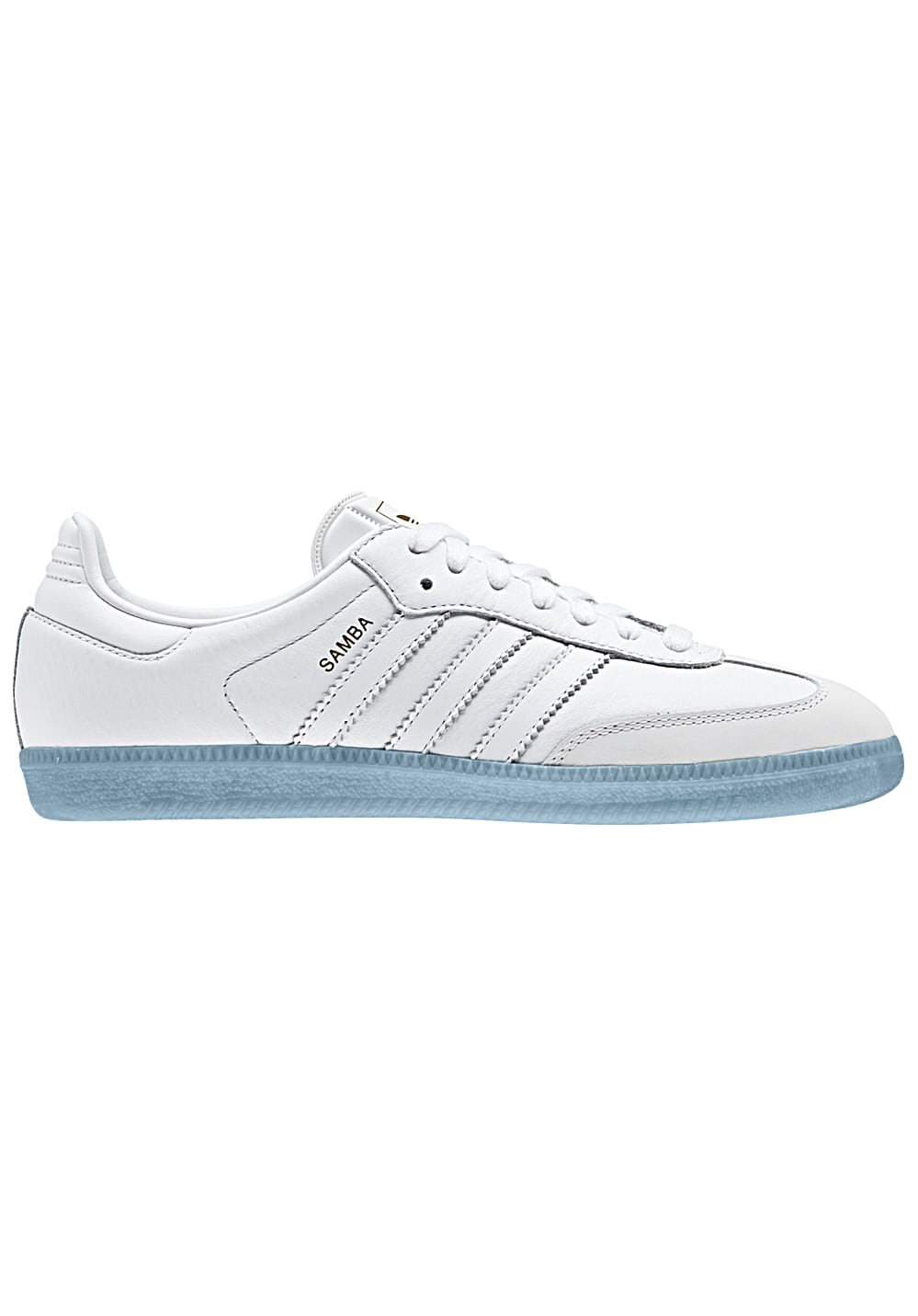 best sneakers f38fb 7afd8 adidas Originals Samba - Sneaker für Damen - Weiß - Planet S