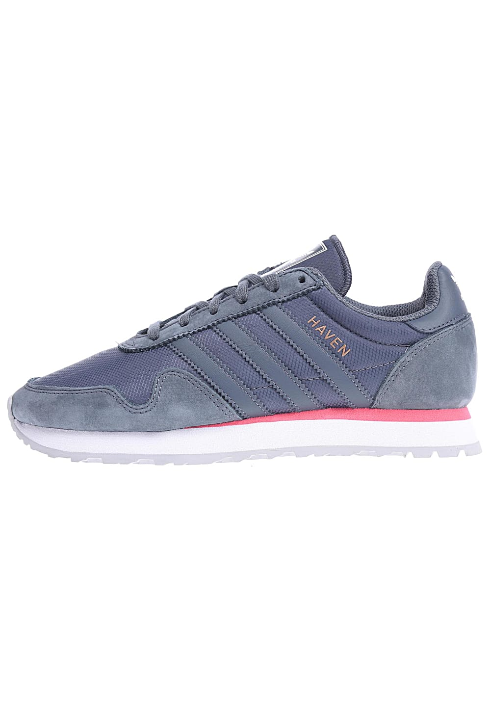 uk availability best shoes official supplier adidas Originals Haven - Sneaker für Damen - Grau - Planet ...