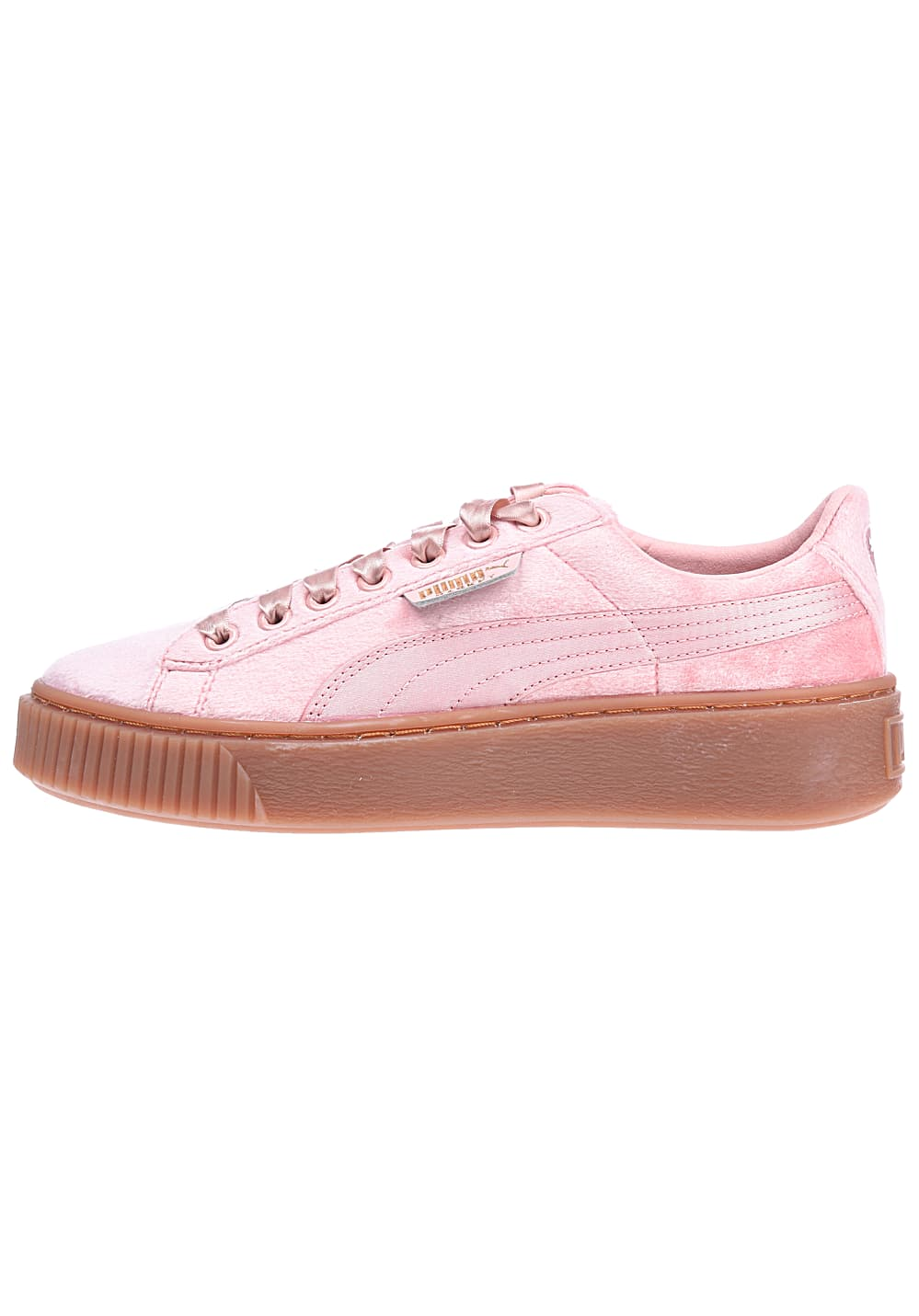 Puma Basket Platform VS - Sneaker für Damen - Pink - Planet Sports