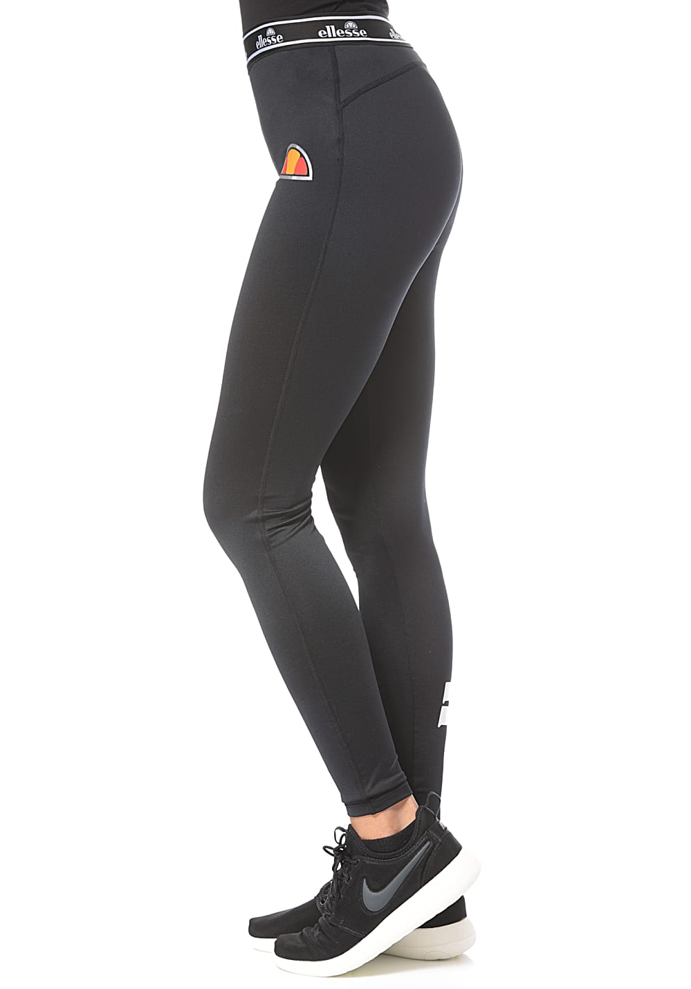34b4e135e98 ELLESSE Venus - Leggings für Damen - Schwarz - Planet Sports