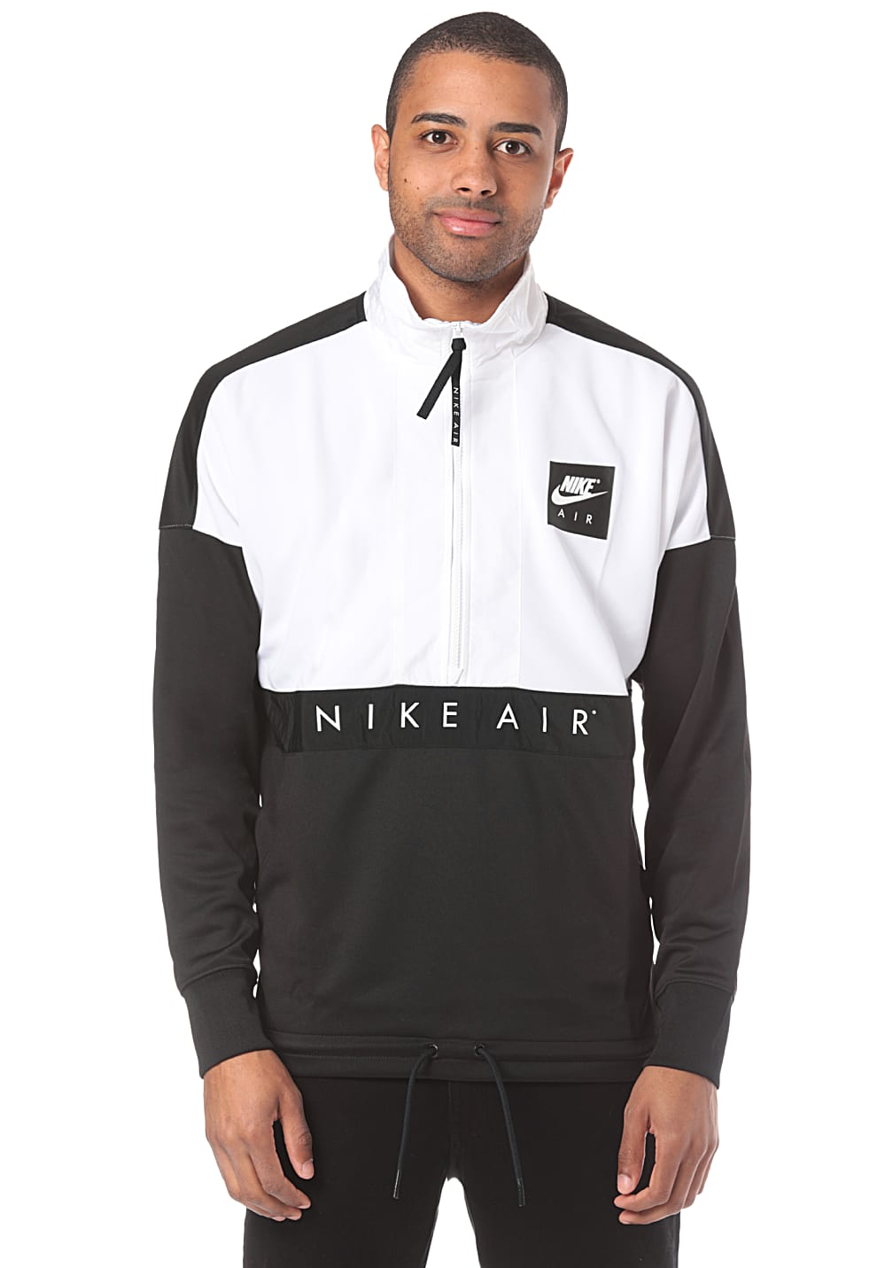 hot new products purchase cheap factory outlets NIKE SPORTSWEAR Air HZ PK - Trainingsjacke für Herren - Weiß