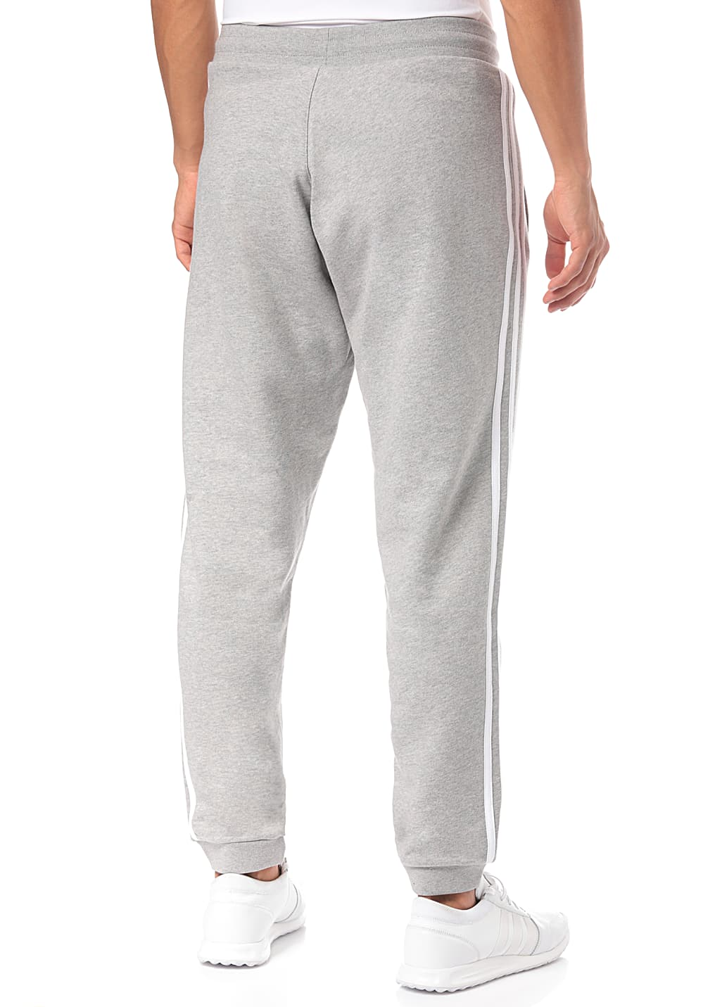 adidas Originals 3 Stripes Trainingshose für Herren Grau