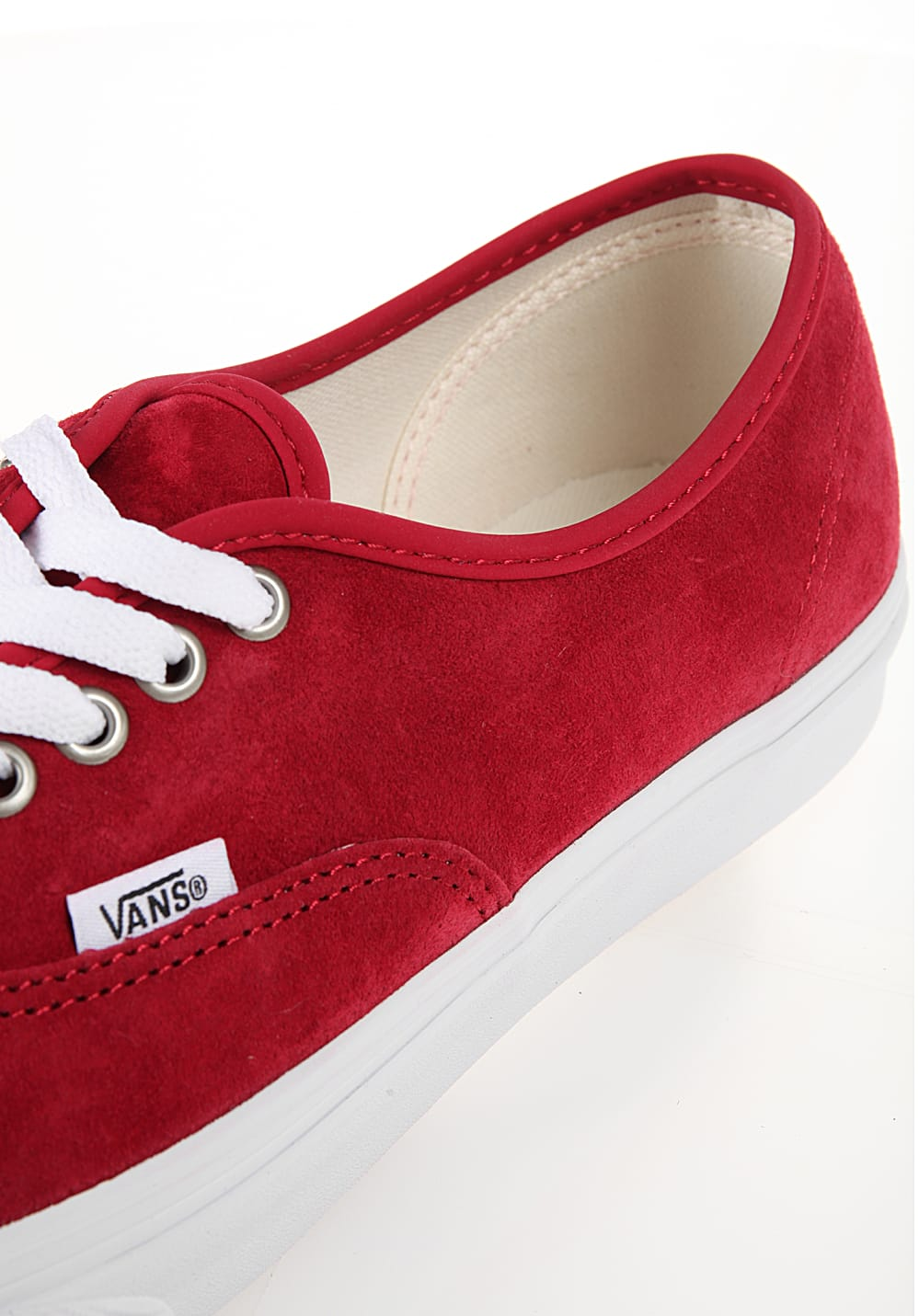 VANS Authentic - Sneaker für Damen - Rot