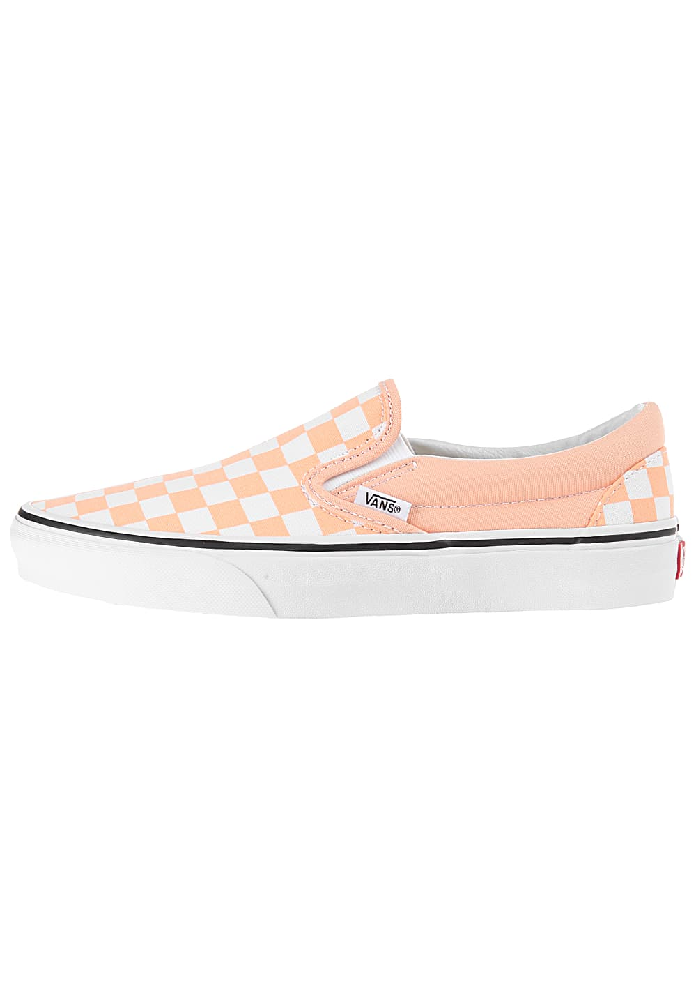 VANS Classic - Slip Ons - Orange - Planet Sports