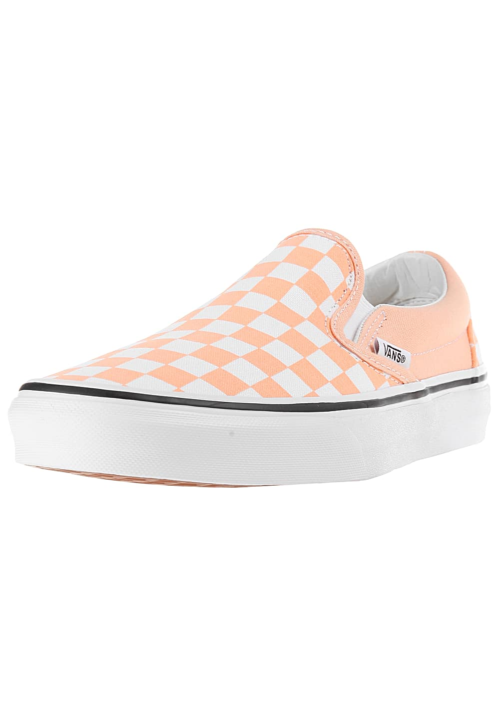 VANS Classic - Slip Ons - Orange
