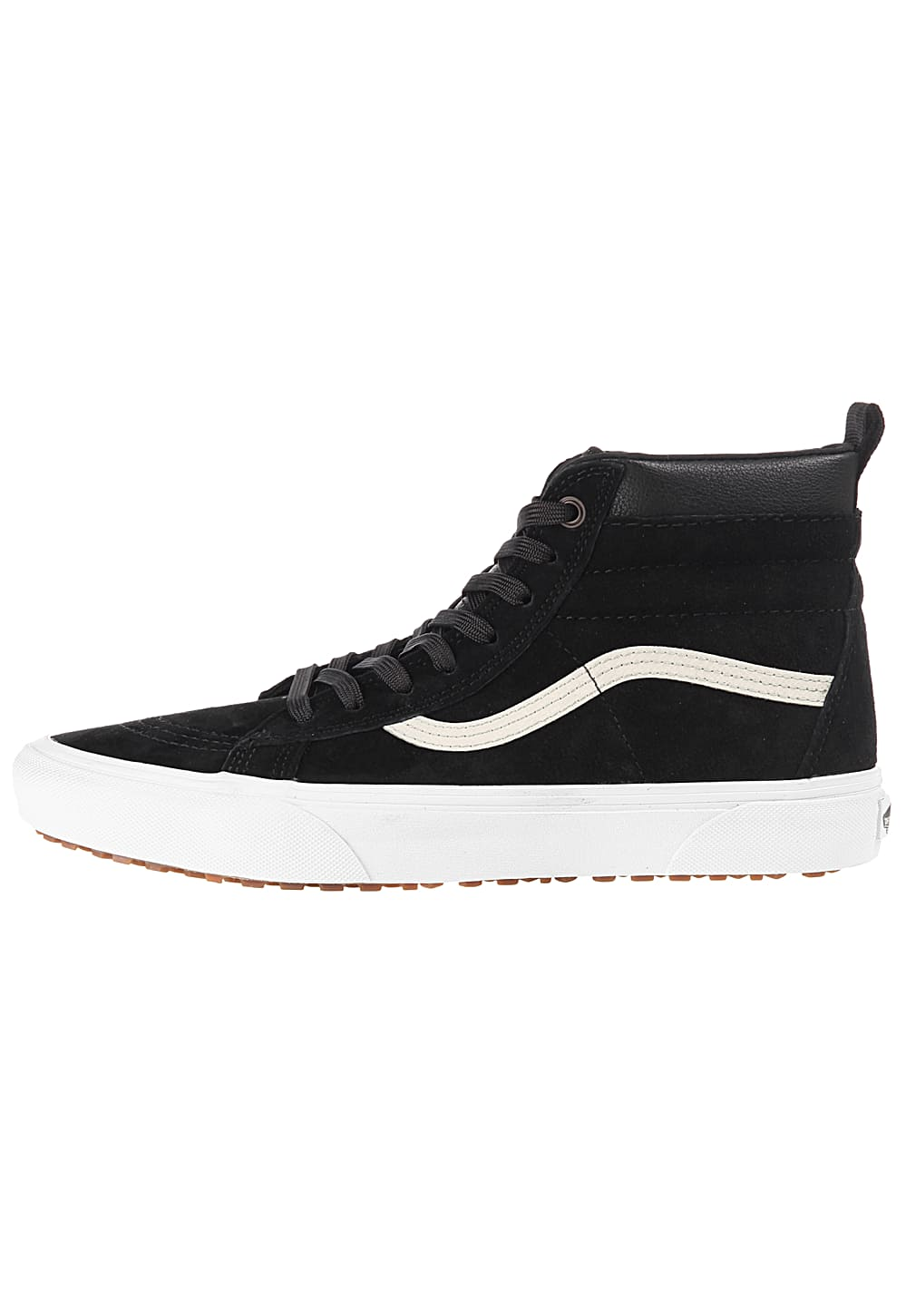 Neue Trendy Vans Sk8 Hi Mte Schwarz High Top Sneakers Herren