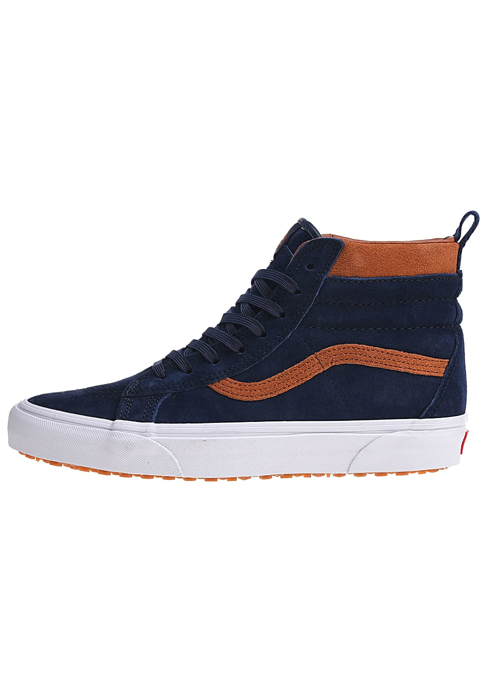 817fbb3bad VANS Sk8-Hi Mte - Sneaker - Blau - Planet Sports