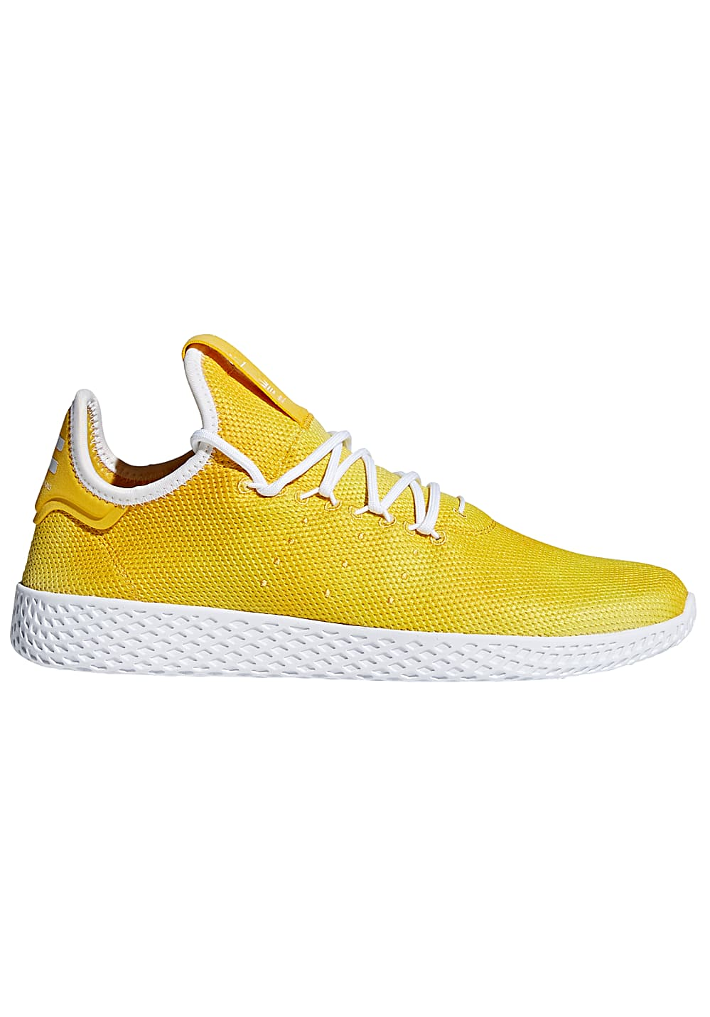 adidas Originals Pharrell Williams Hu Holi Tennis Hu Sneaker für Herren Gelb