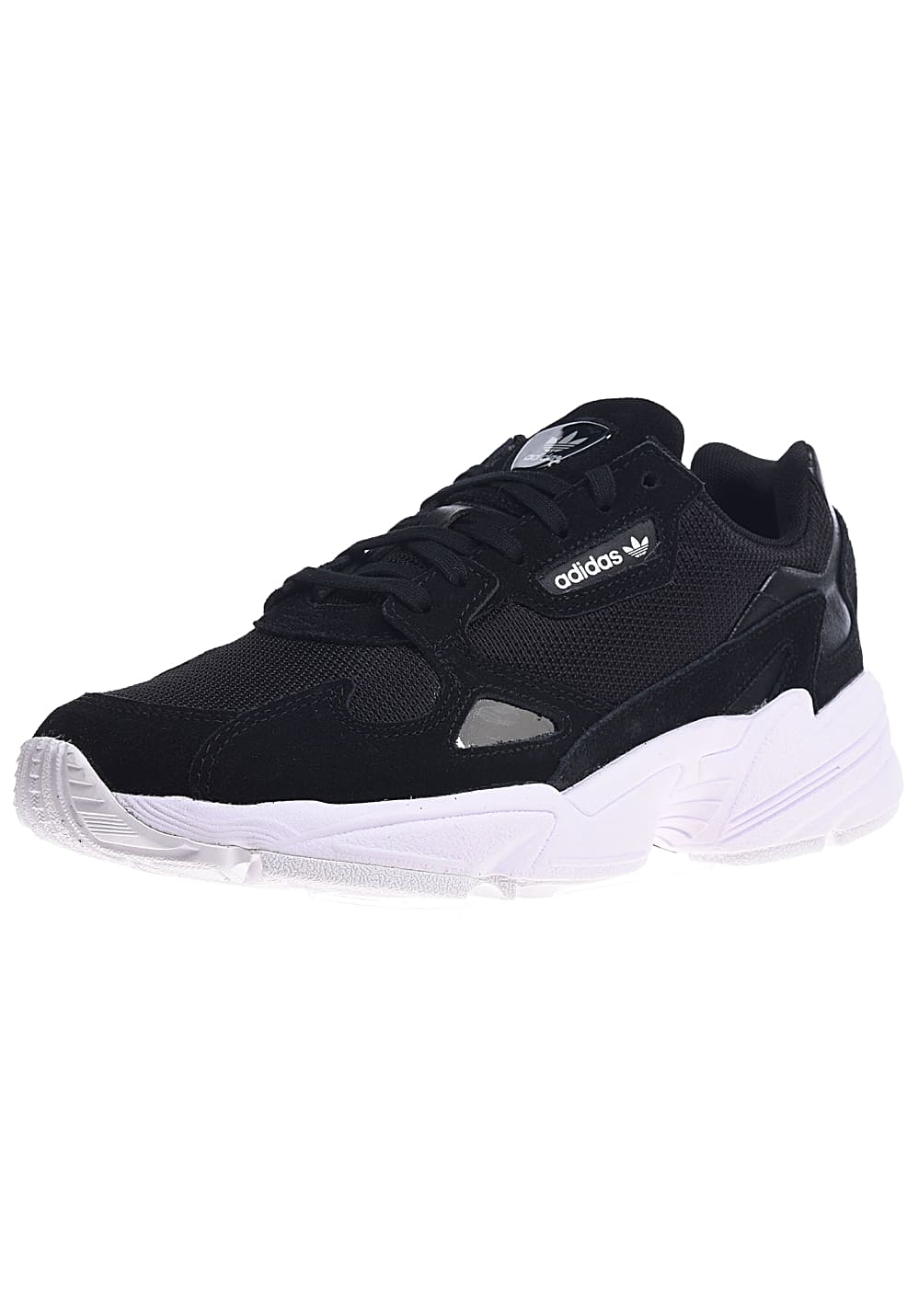 4cb3021232 adidas Originals Falcon - Sneaker für Damen - Schwarz - Planet Sports