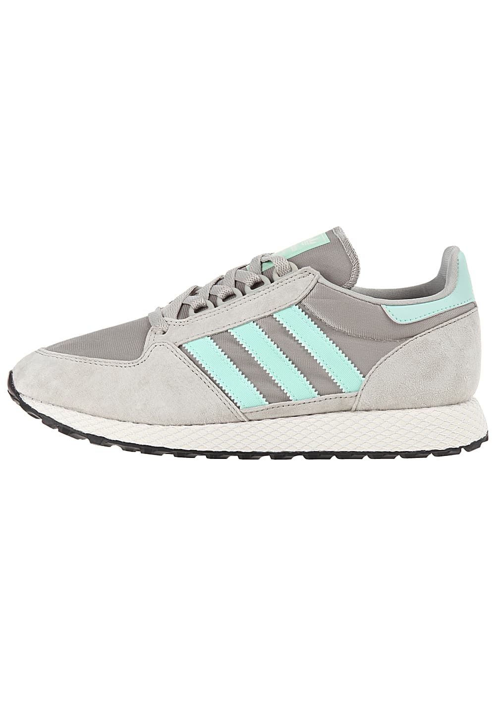 adidas Originals Forest Grove Sneaker für Damen Grau