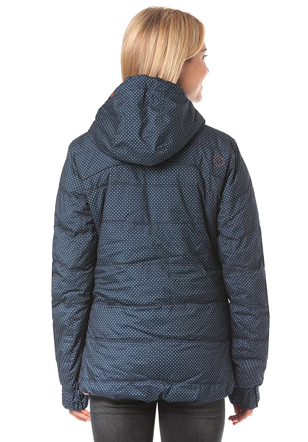 best website efe07 0da02 ALIFE AND KICKIN Janis Padded - Jacke für Damen - Blau