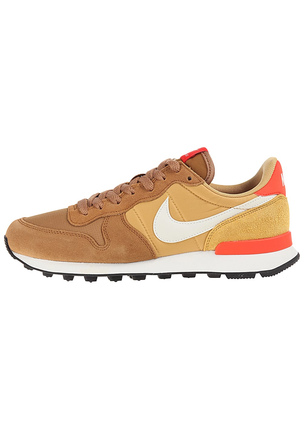 cheaper autumn shoes best prices NIKE SPORTSWEAR Internationalist - Sneaker für Damen - Braun