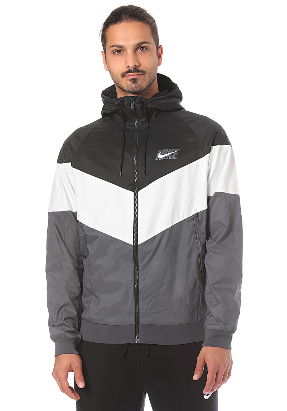 closer at sells exclusive shoes NIKE SPORTSWEAR Windrunner Hd Gx Qs - Jacke für Herren - Schwarz
