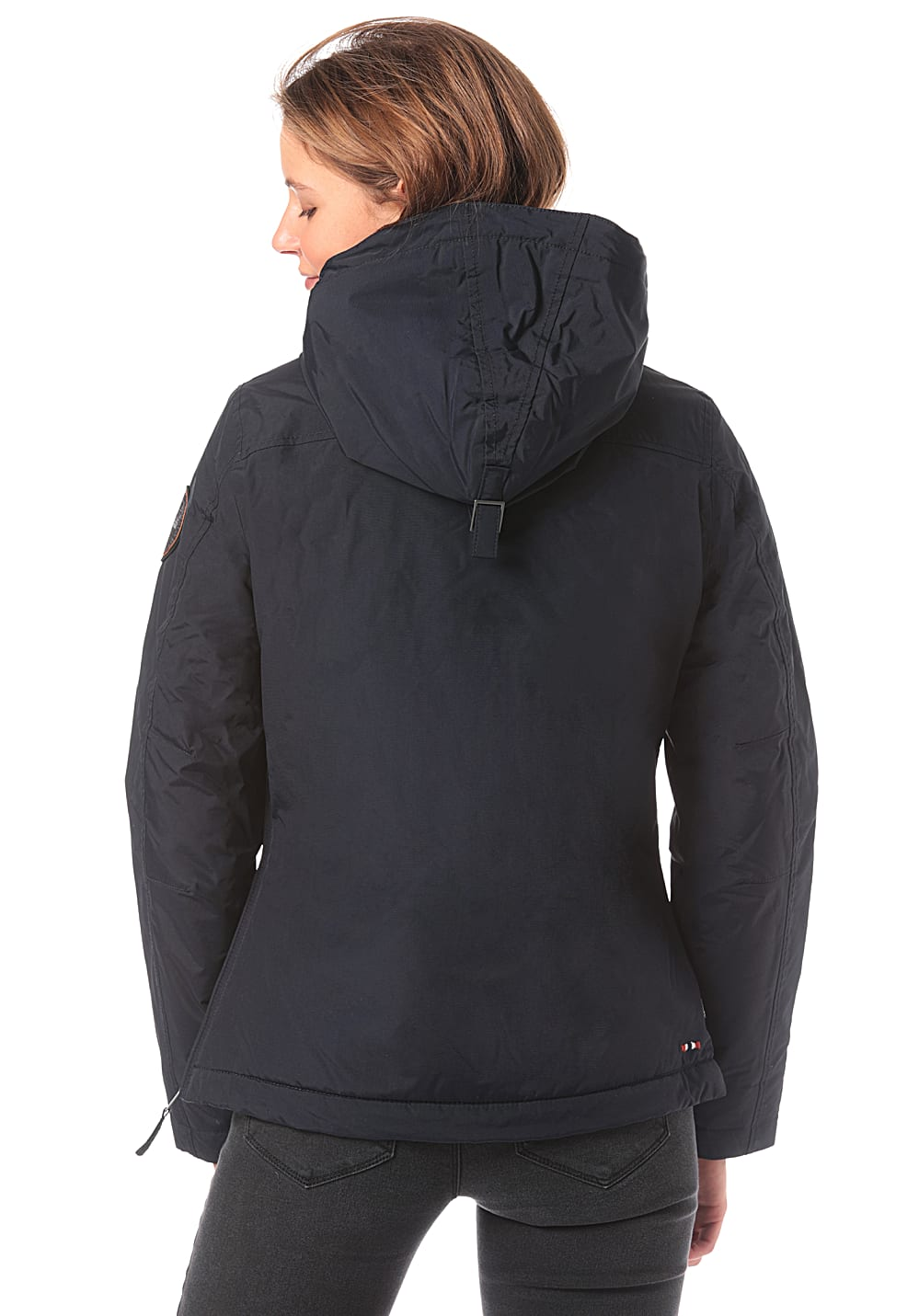 size 40 7520a 2ada5 Napapijri Rainforest Winter 2 - Jacke für Damen - Blau