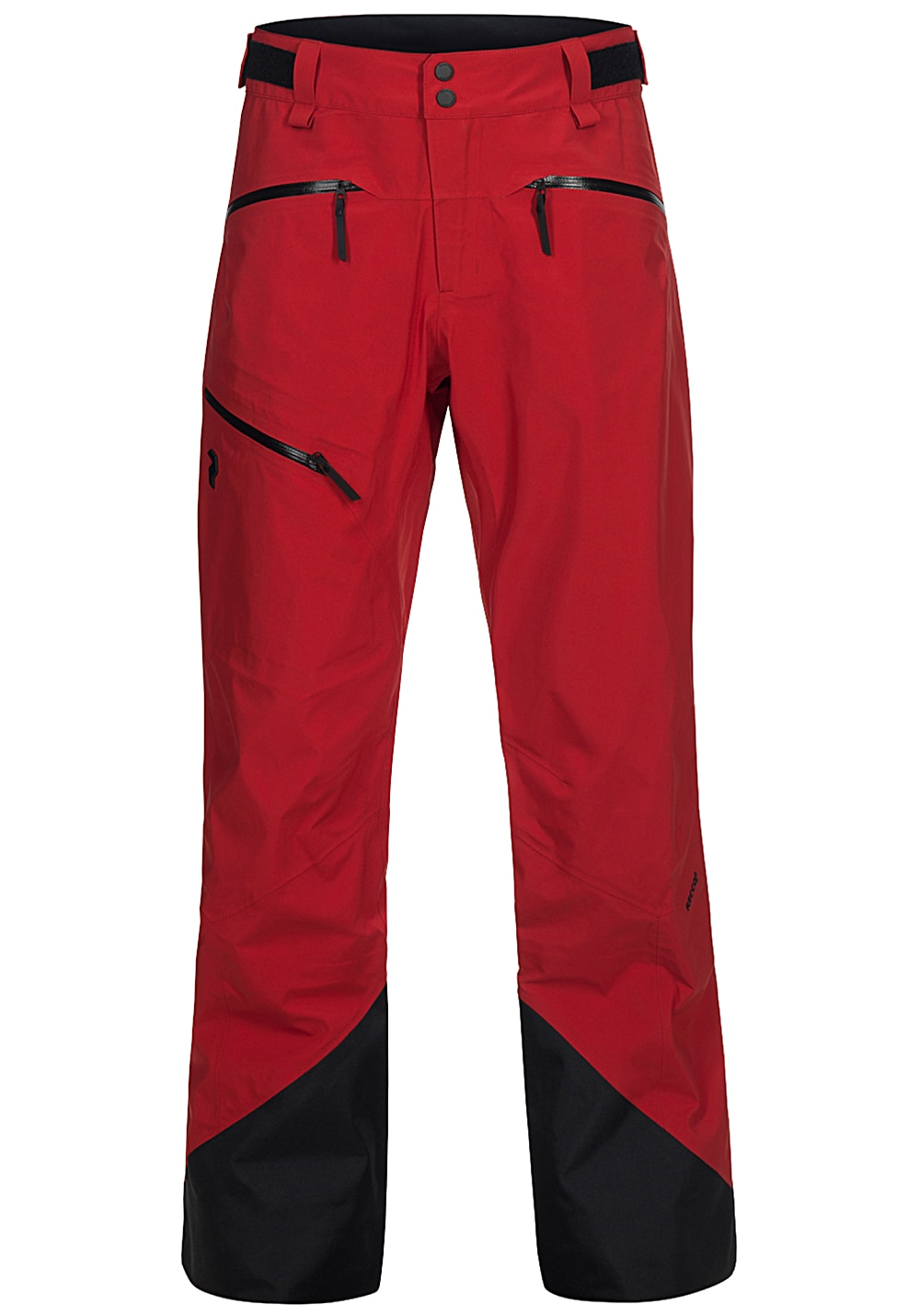 Peak Performance Herren Maroon II Skihose in Orange Planet