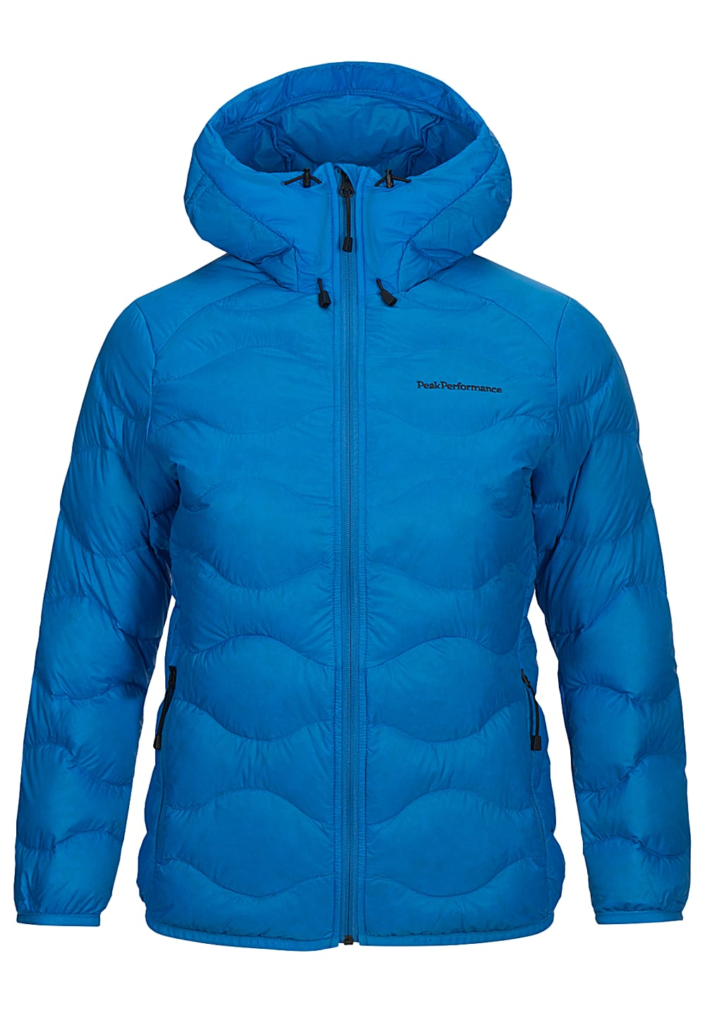 PEAK PERFORMANCE Helium Outdoorjacke für Damen Blau