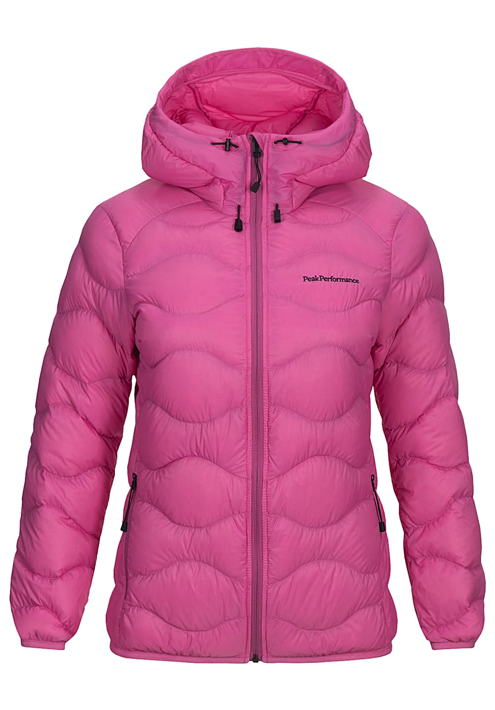 PEAK PERFORMANCE Helium Outdoorjacke für Damen Pink