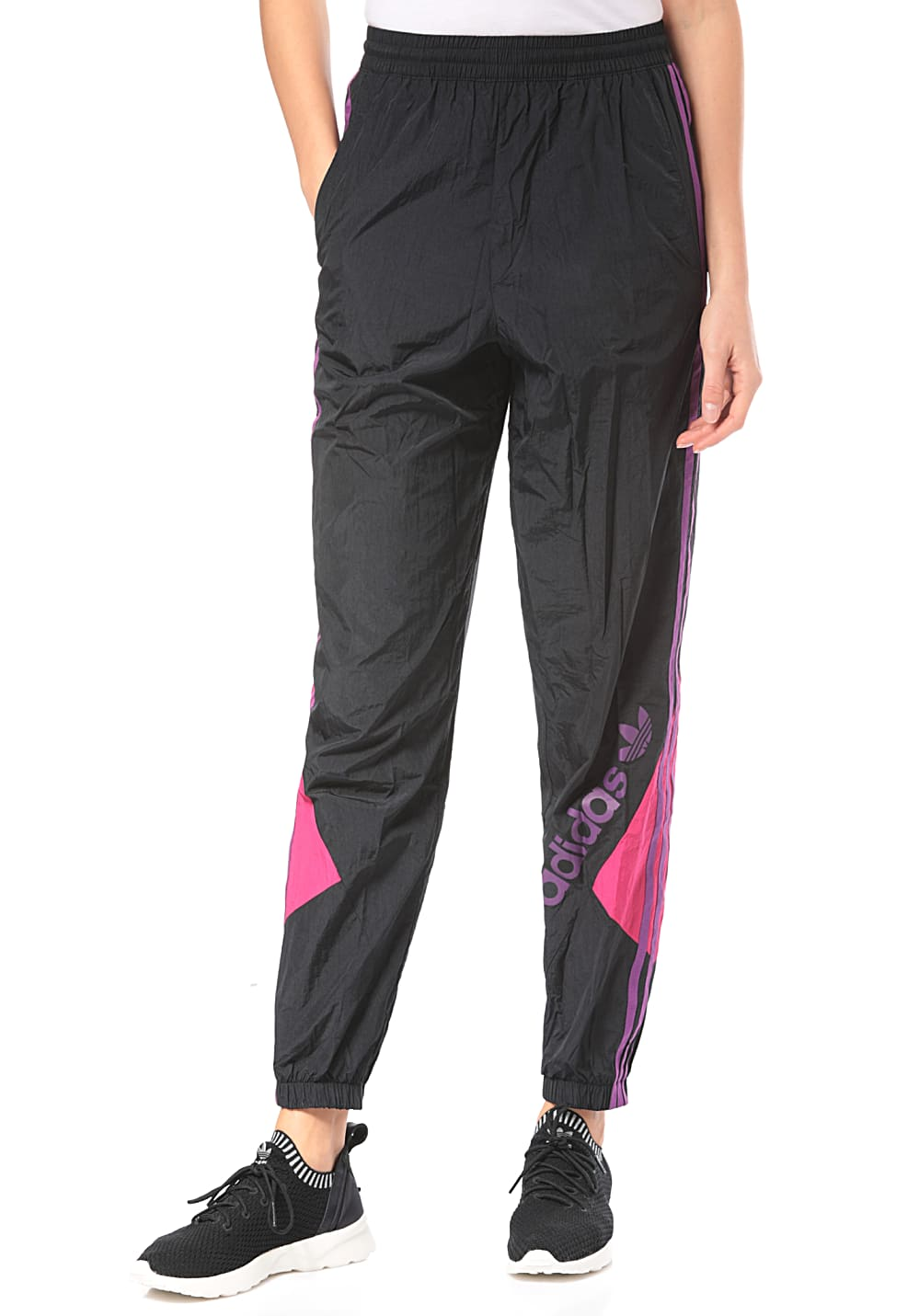 adidas Originals TP Lg Trainingshose für Damen Schwarz