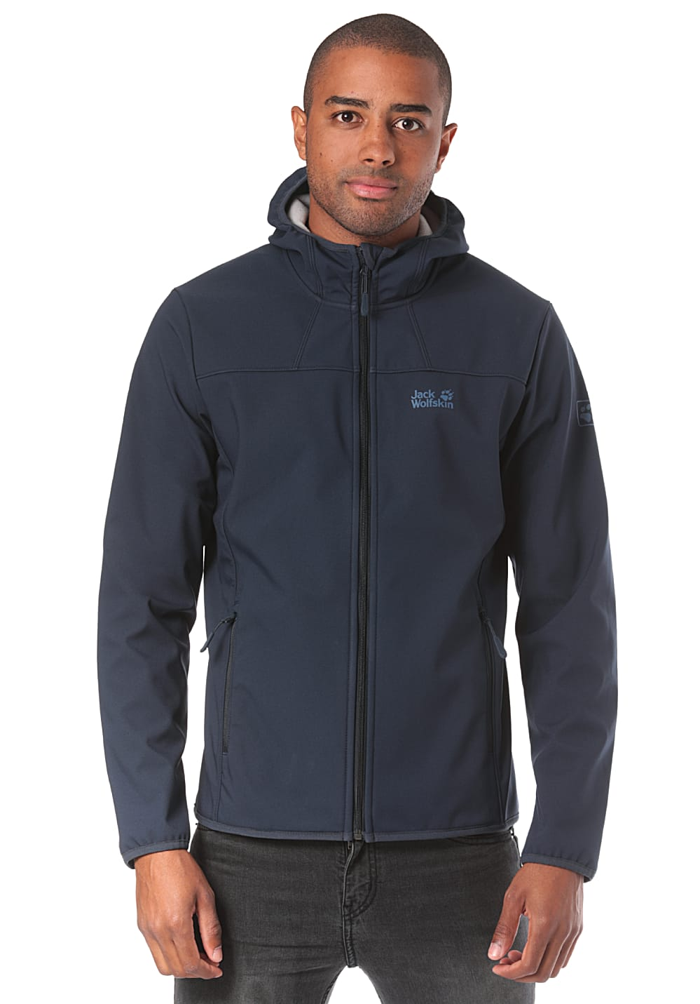 Jack Wolfskin Northern Point Funktionsjacke für Herren Blau