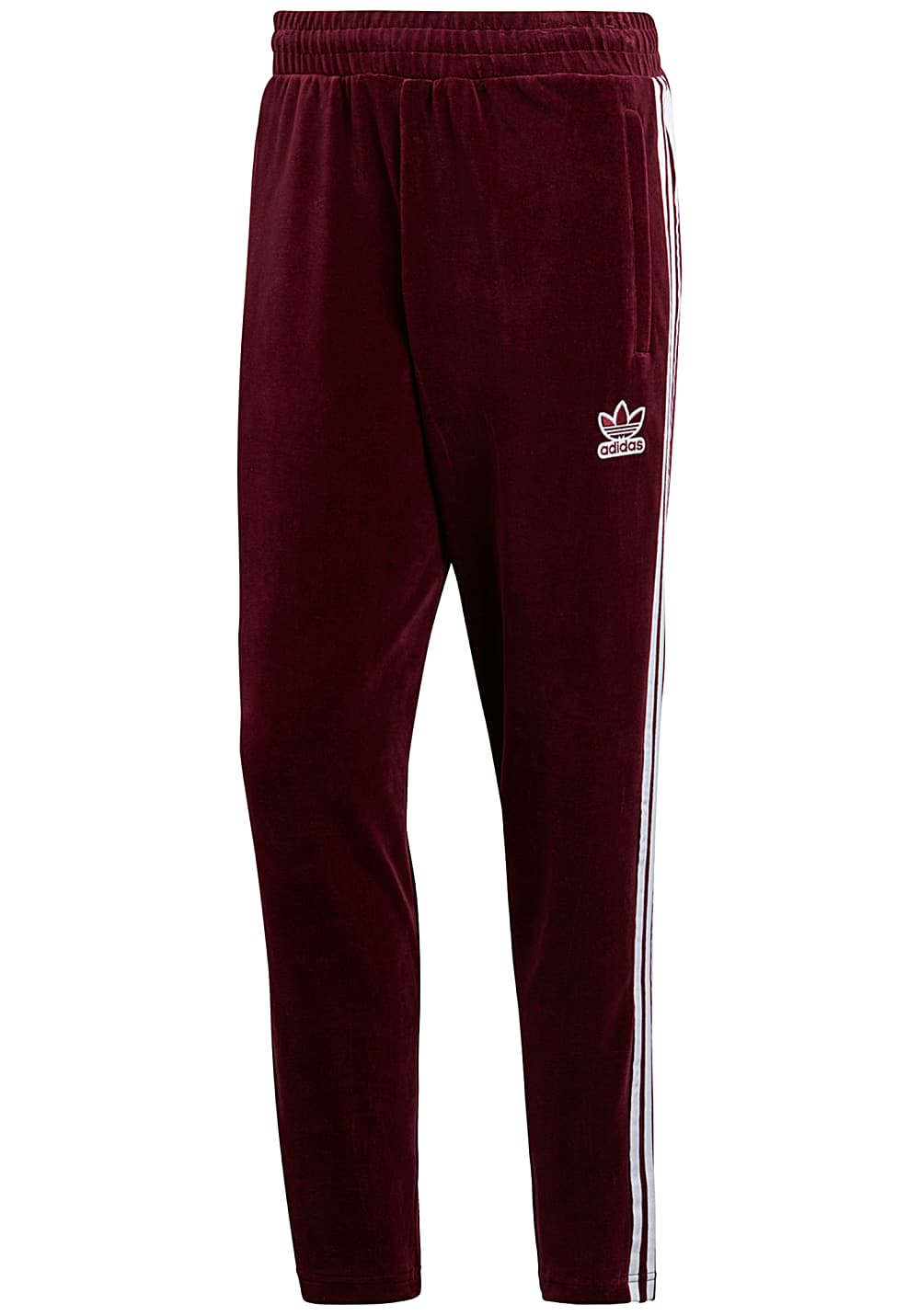 new authentic best place lowest price Adidas Originals Velour Jogginghose Herren Trainingshose