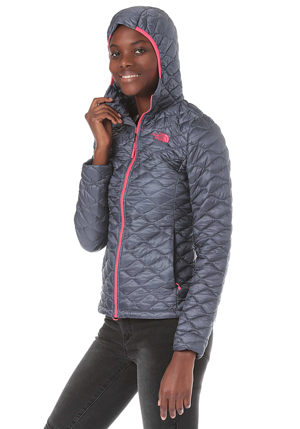 27528829ce THE NORTH FACE Thermoball - Outdoorjacke für Damen - Grau - Planet ...