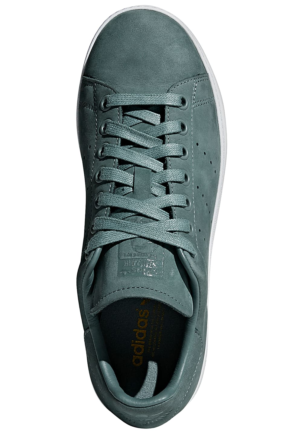 adidas Originals Stan Smith New Bold Sneaker für Damen Grün