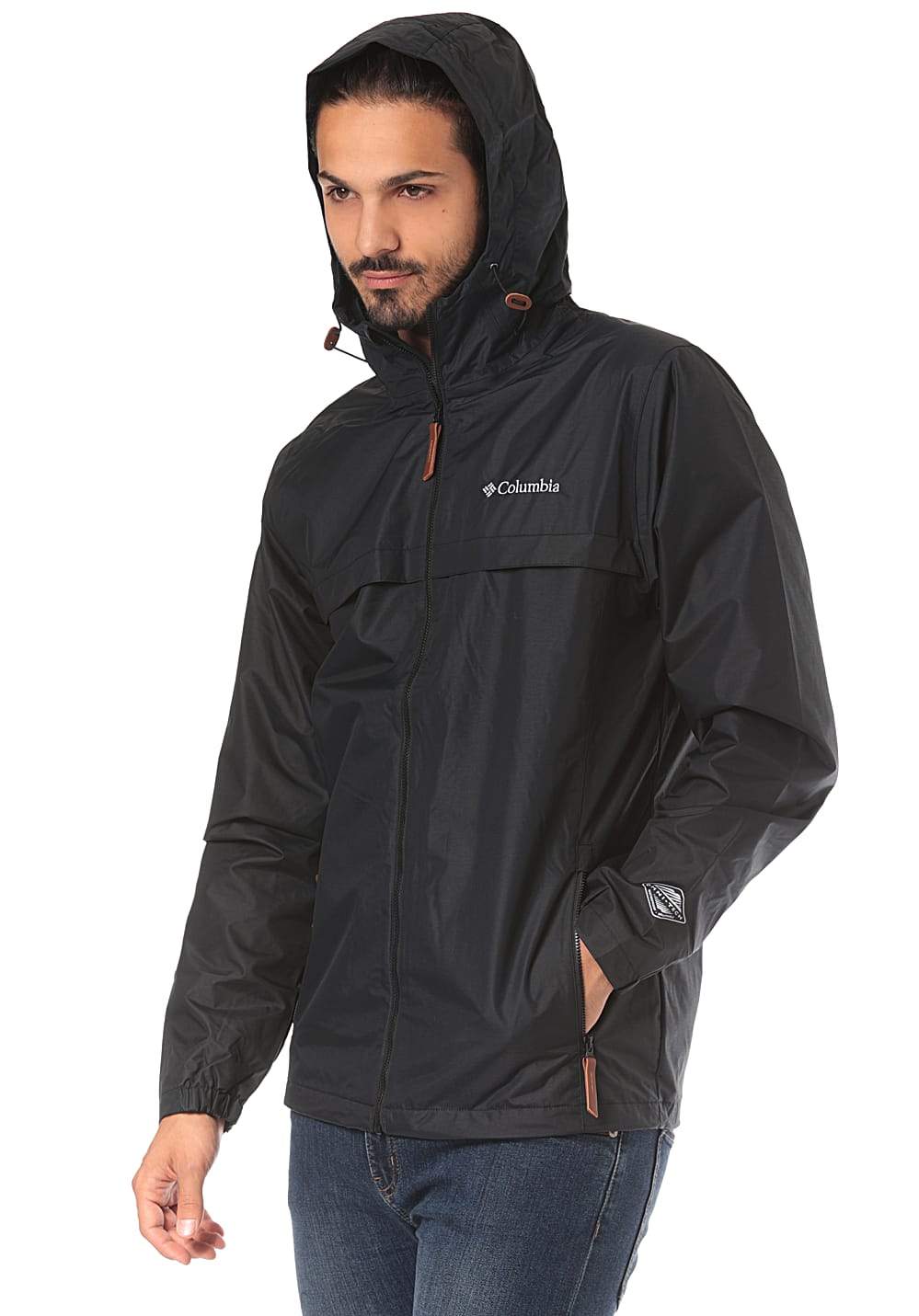 3cecf350e8 Columbia Jones Ridge - Outdoorjacke für Herren - Schwarz - Planet Sports