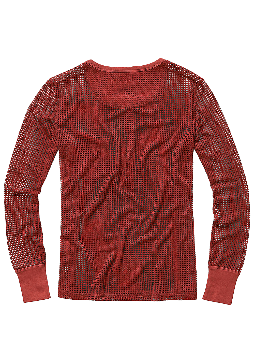 cheap for discount 41a5d 2d38a G-STAR RAW Zalow Straight Granddad - Langarmshirt für Damen - Rot