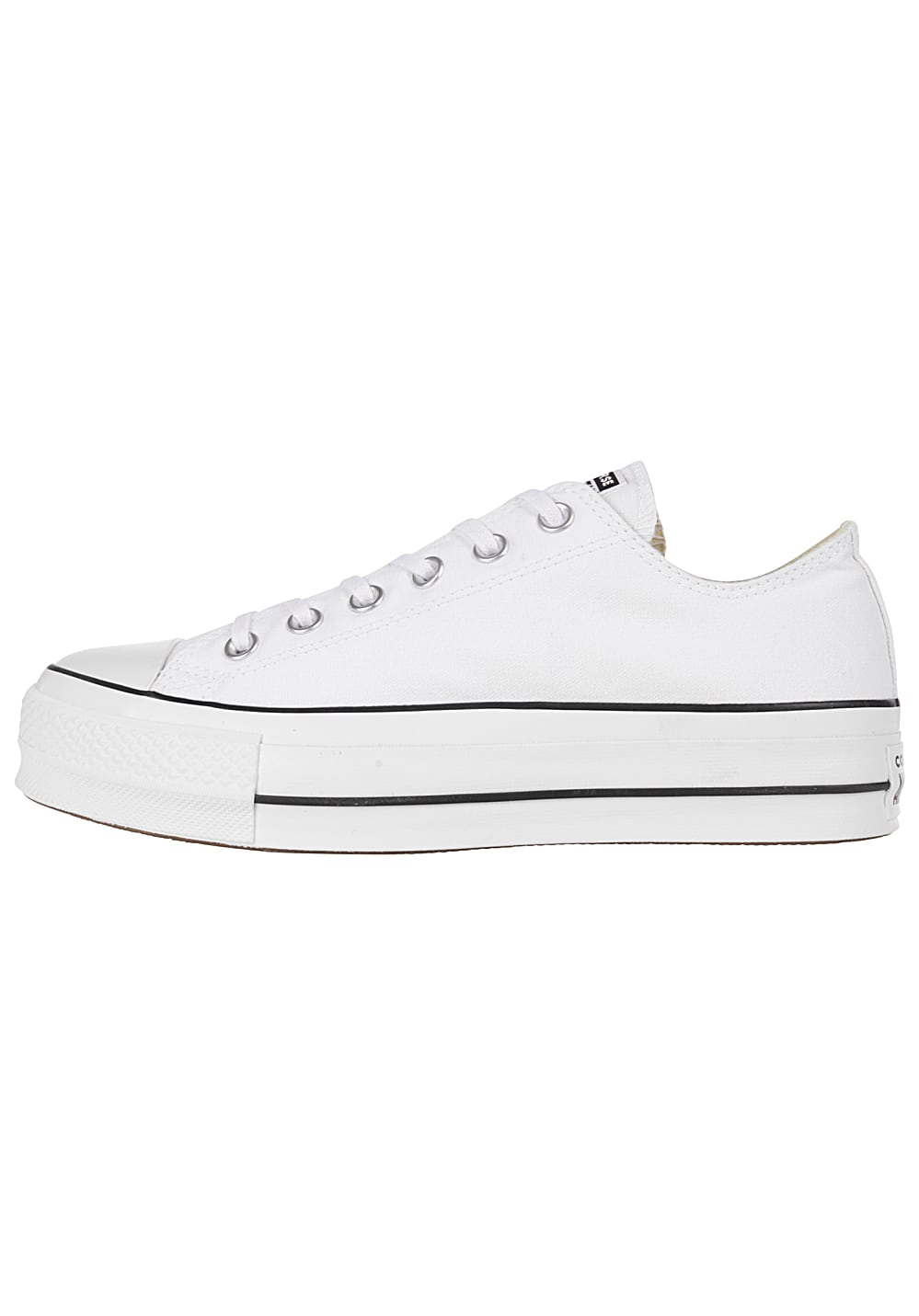 Converse Chuck Taylor All Star Lift whiteblackwhite ab 56