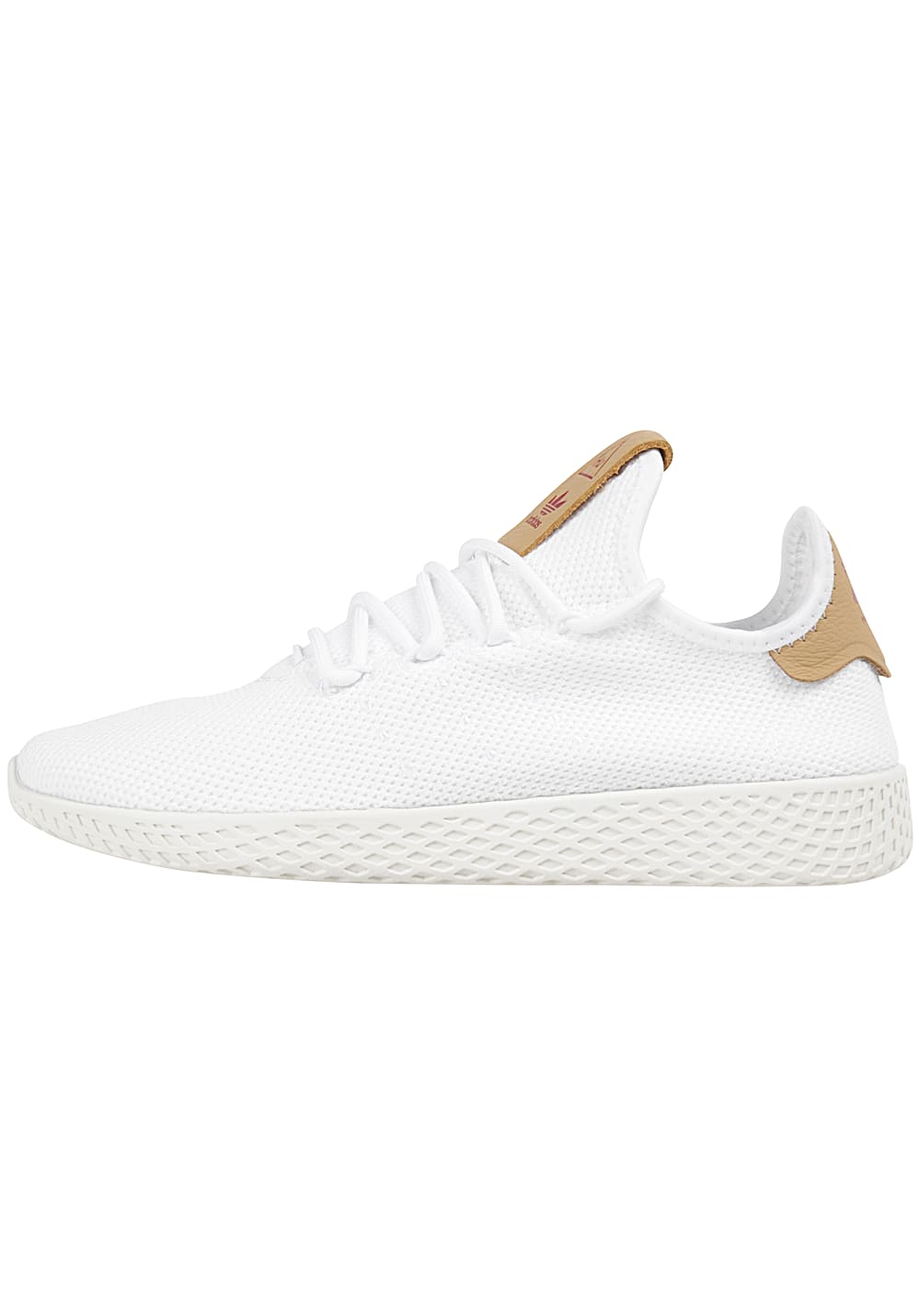 adidas Originals Pharrell Williams Tennis HU Sneaker für Damen Weiß