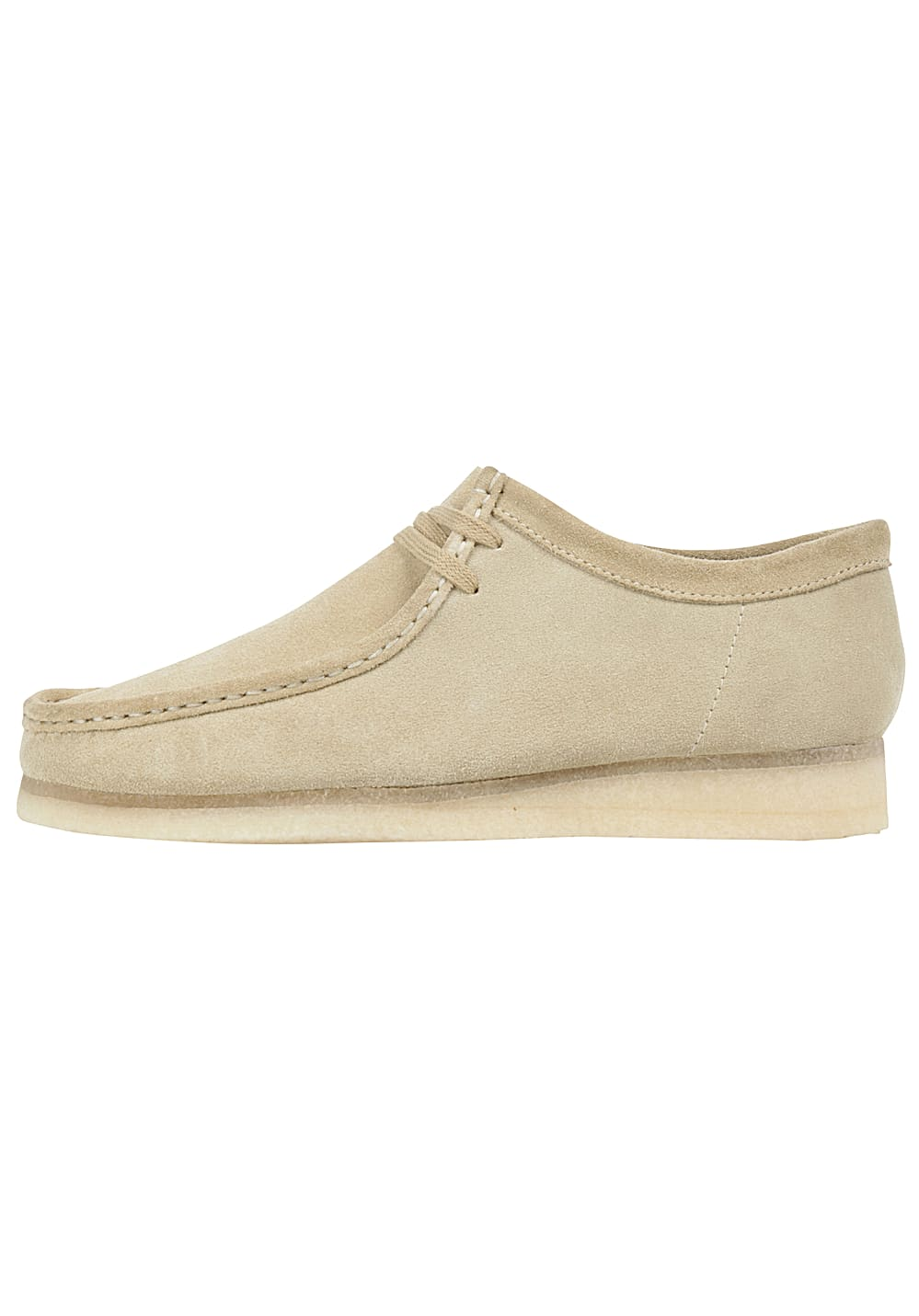 CLARKS ORIGINALS Wallabee Fashion Schuhe für Herren Beige