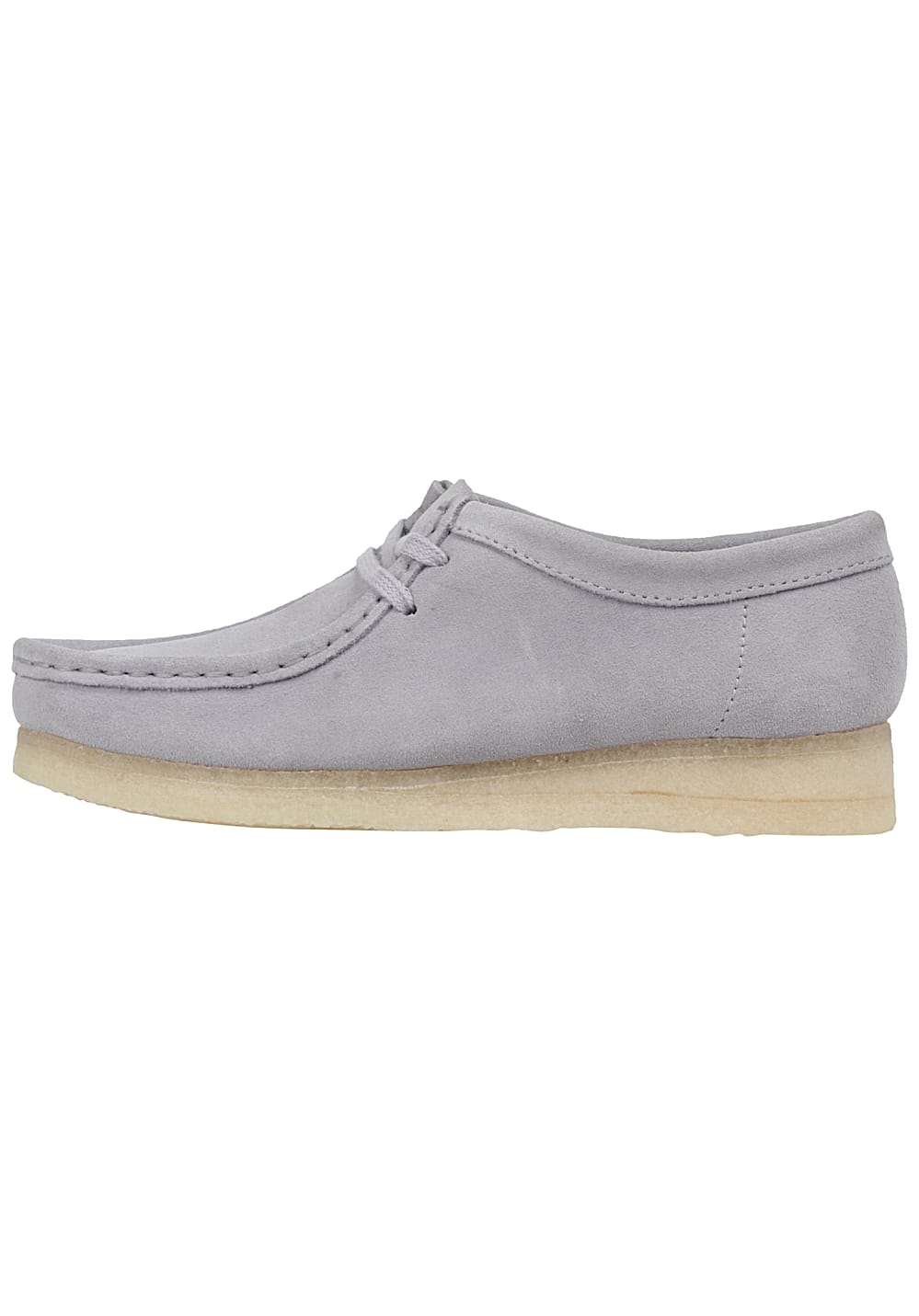CLARKS ORIGINALS Wallabee Fashion Schuhe für Damen Blau