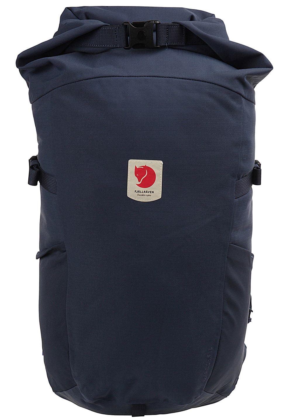 top fashion sold worldwide designer fashion FJÄLLRÄVEN Ulvö Rolltop 23L - Rucksack - Blau