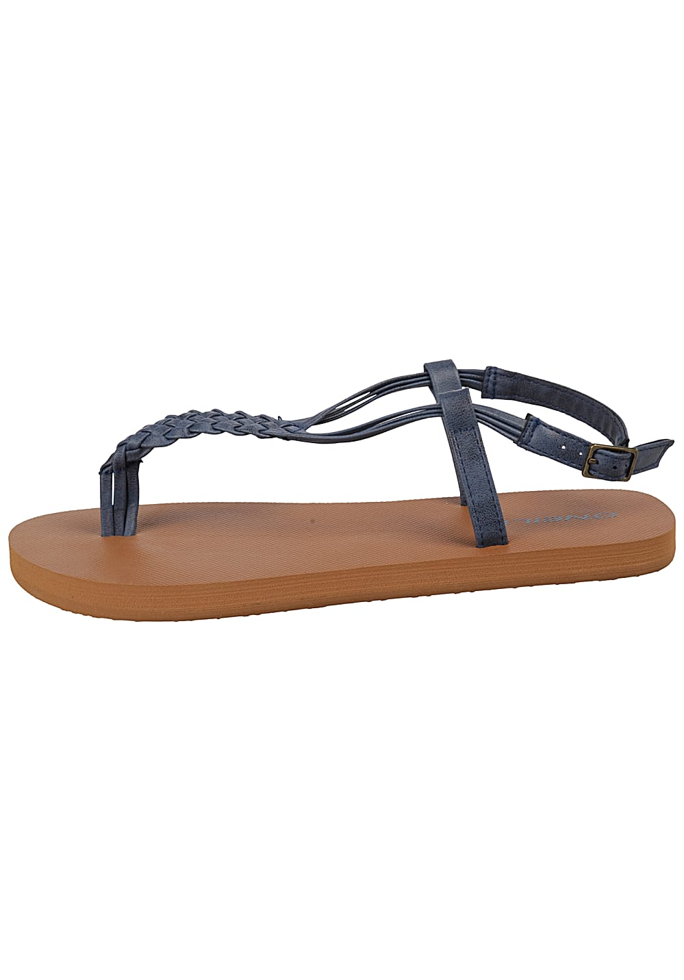 ea98334b37bb20 O Neill Braided Ditsy Plus - Sandalen für Damen - Blau - Planet Sports