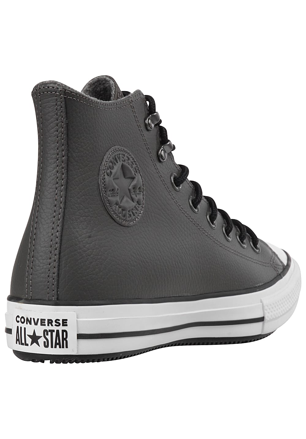 half off afa1e be719 Converse Chuck Taylor All Star Winter Hi - Sneaker für Herren - Grau