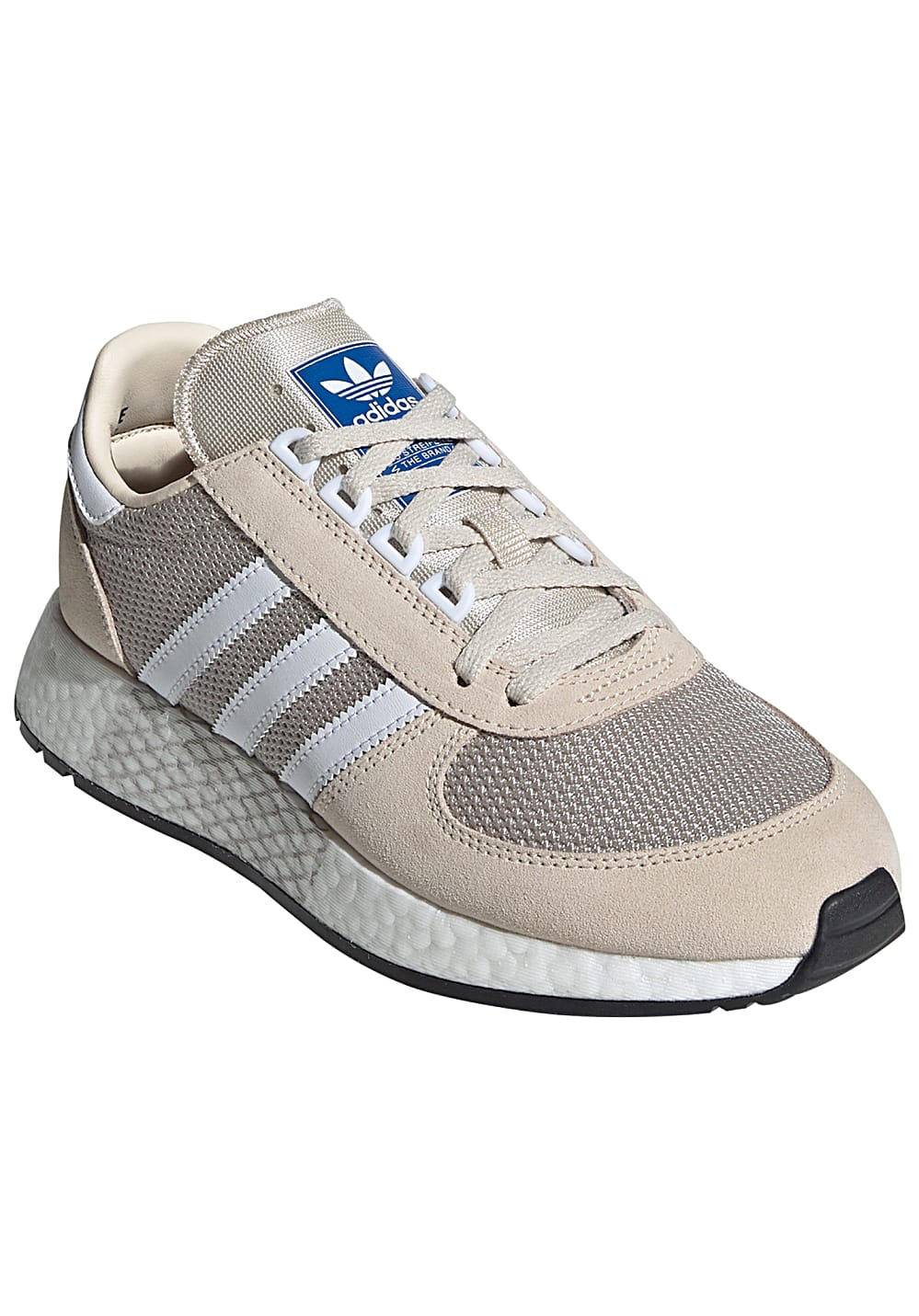 good service on wholesale pick up adidas Originals Marathon Tech | Brown | Sneakers | G27418