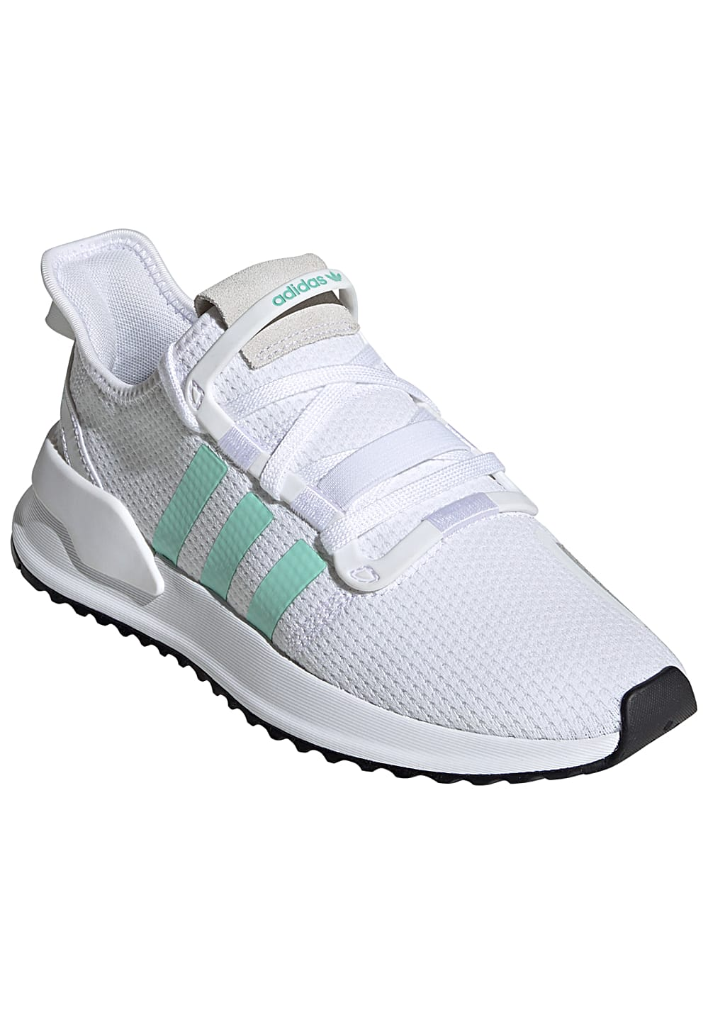 adidas Originals U_Path Run Sneaker für Damen Weiß