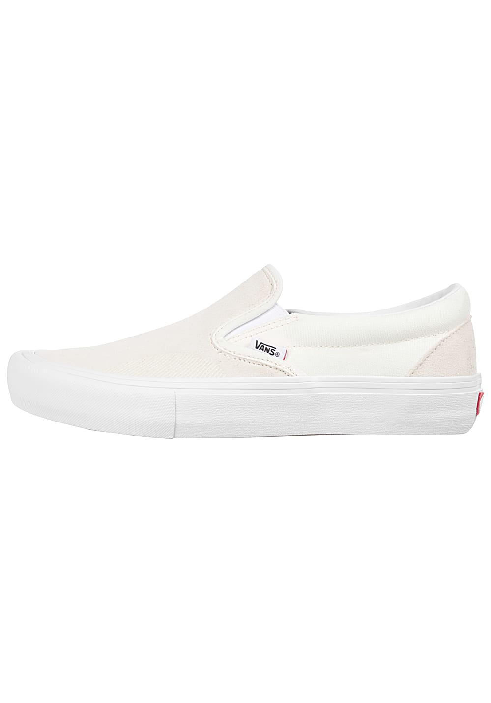 VANS Slip On Pro Slip Ons für Herren Weiß Planet Sports