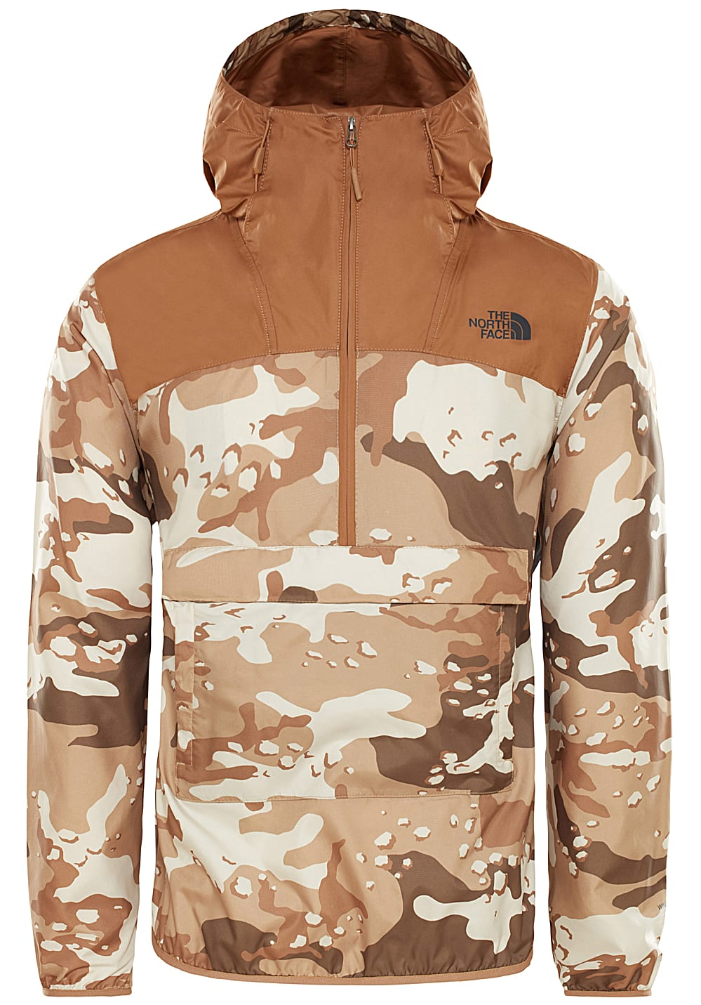 reputable site 90677 9a0f8 THE NORTH FACE Novelty Fanorak - Jacke für Herren - Braun